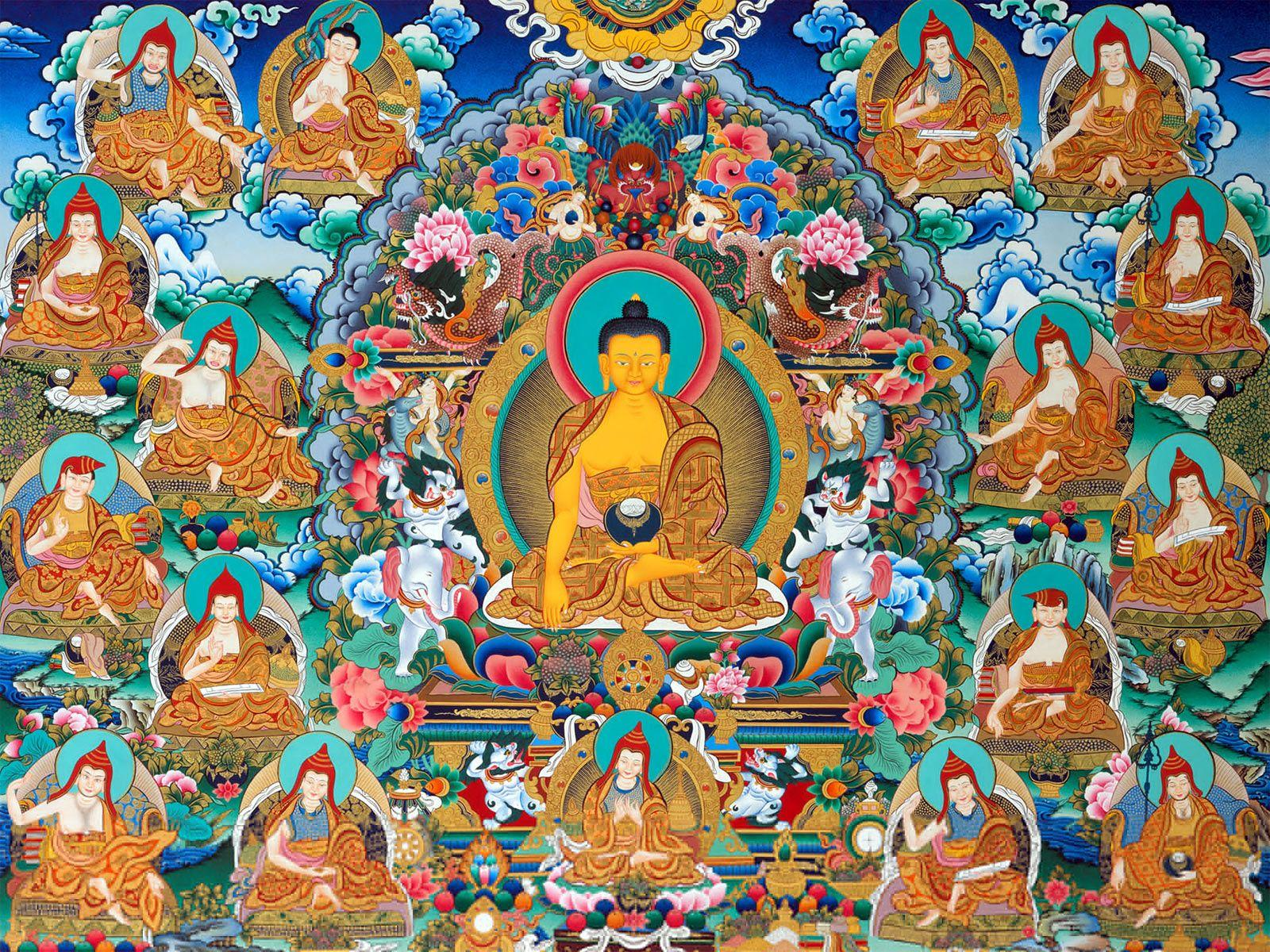 Tibetan Buddhist Wallpapers Free Download