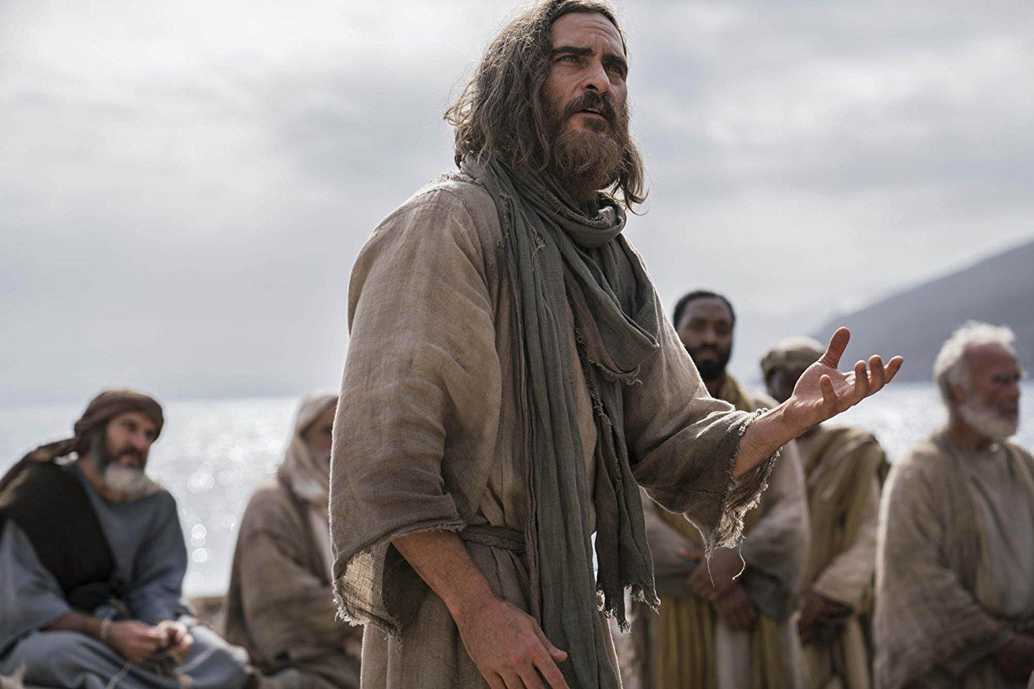 Joaquin Phoenix images Joaquin Phoenix as Jesus in Mary Magdalene ...
