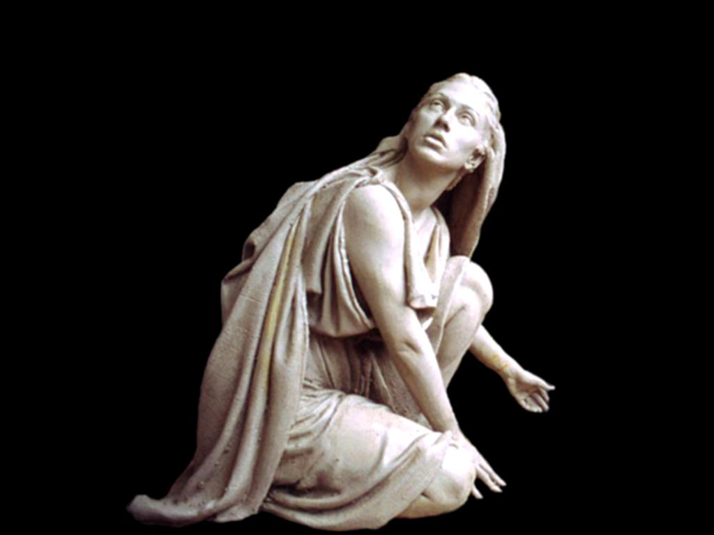The River of Life.: Mary Magdalene marble