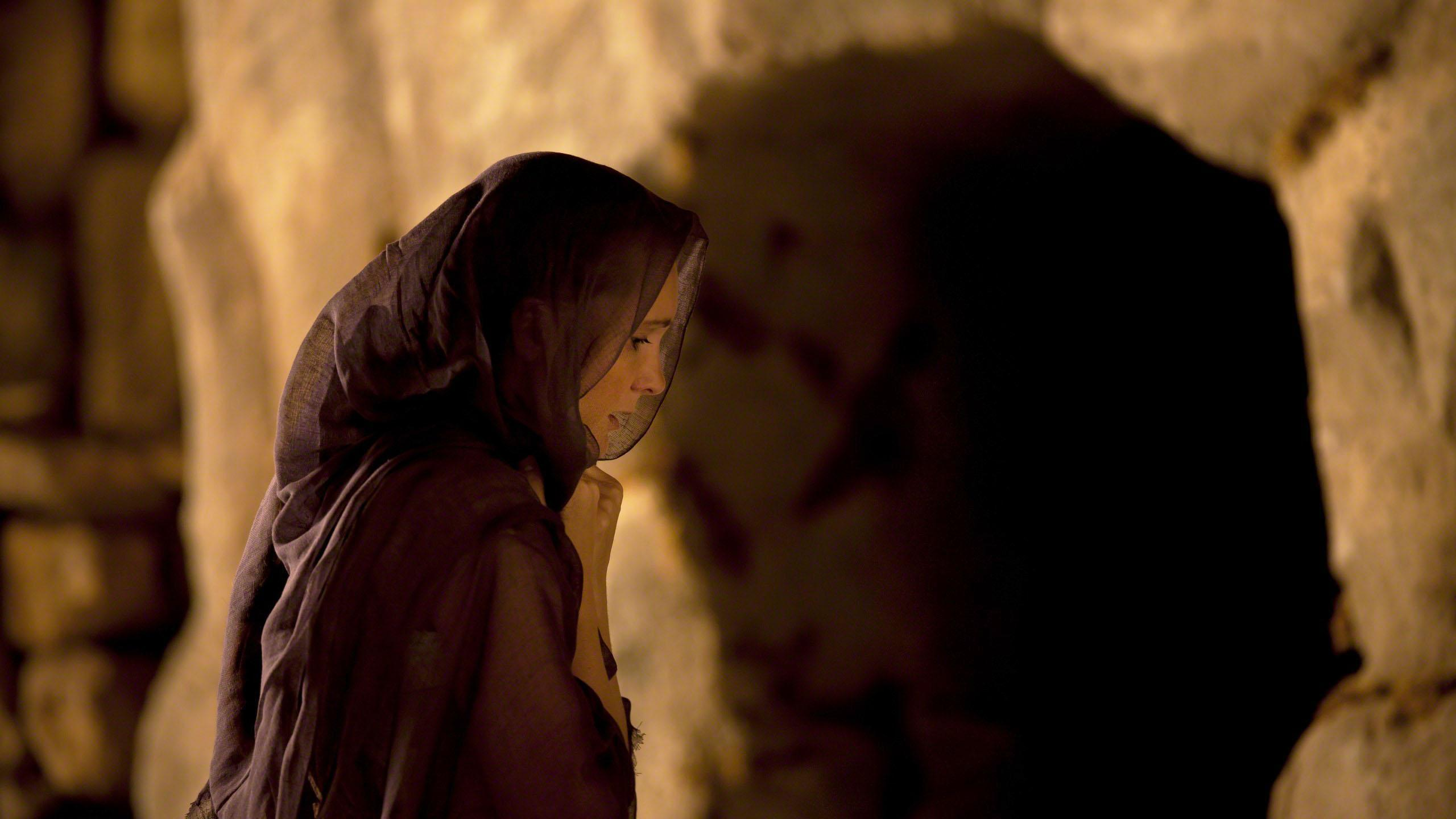 Mary Magdalene and the Empty Tomb