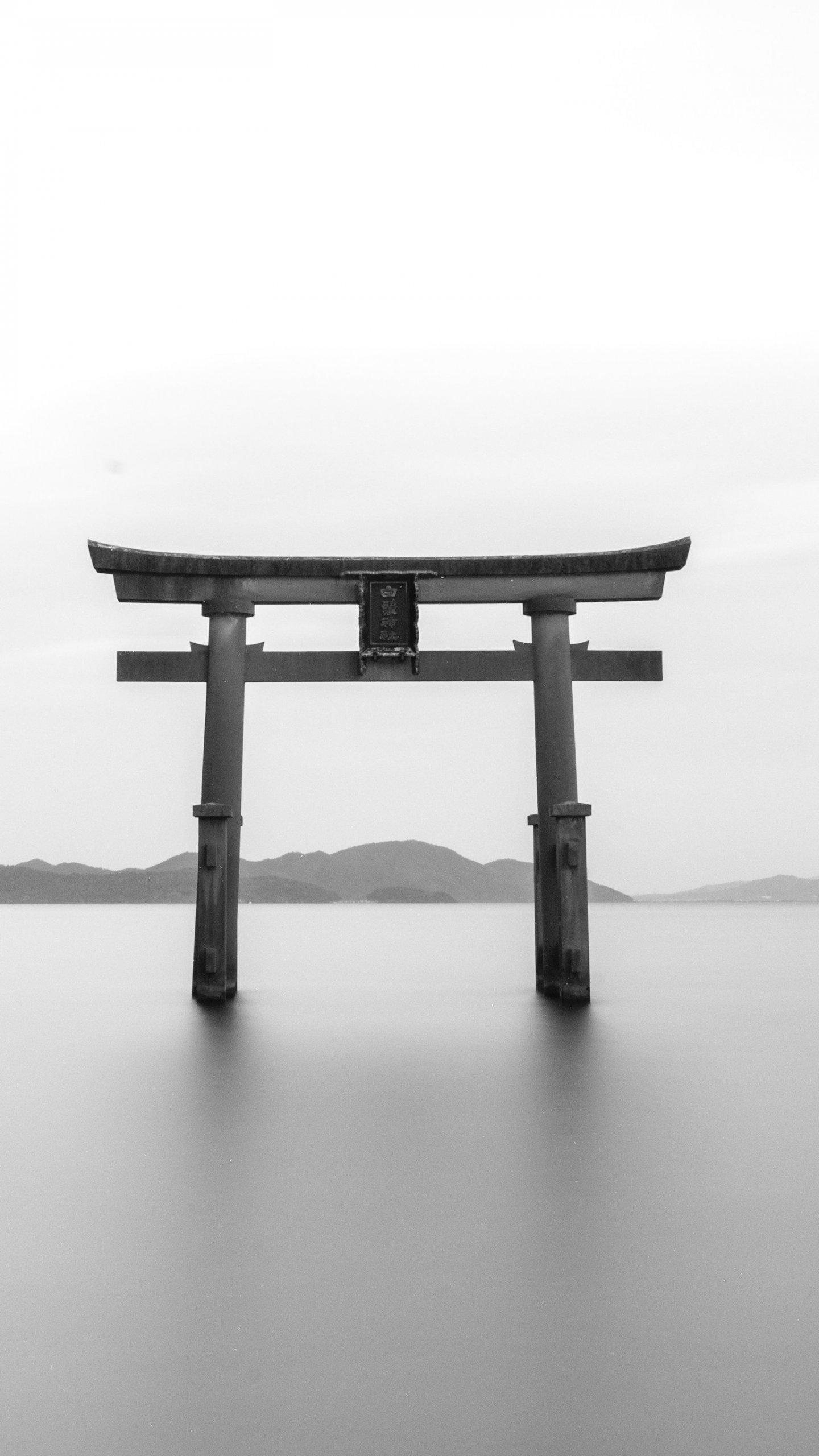 Zen Gate Tori Shrine Wallpapers
