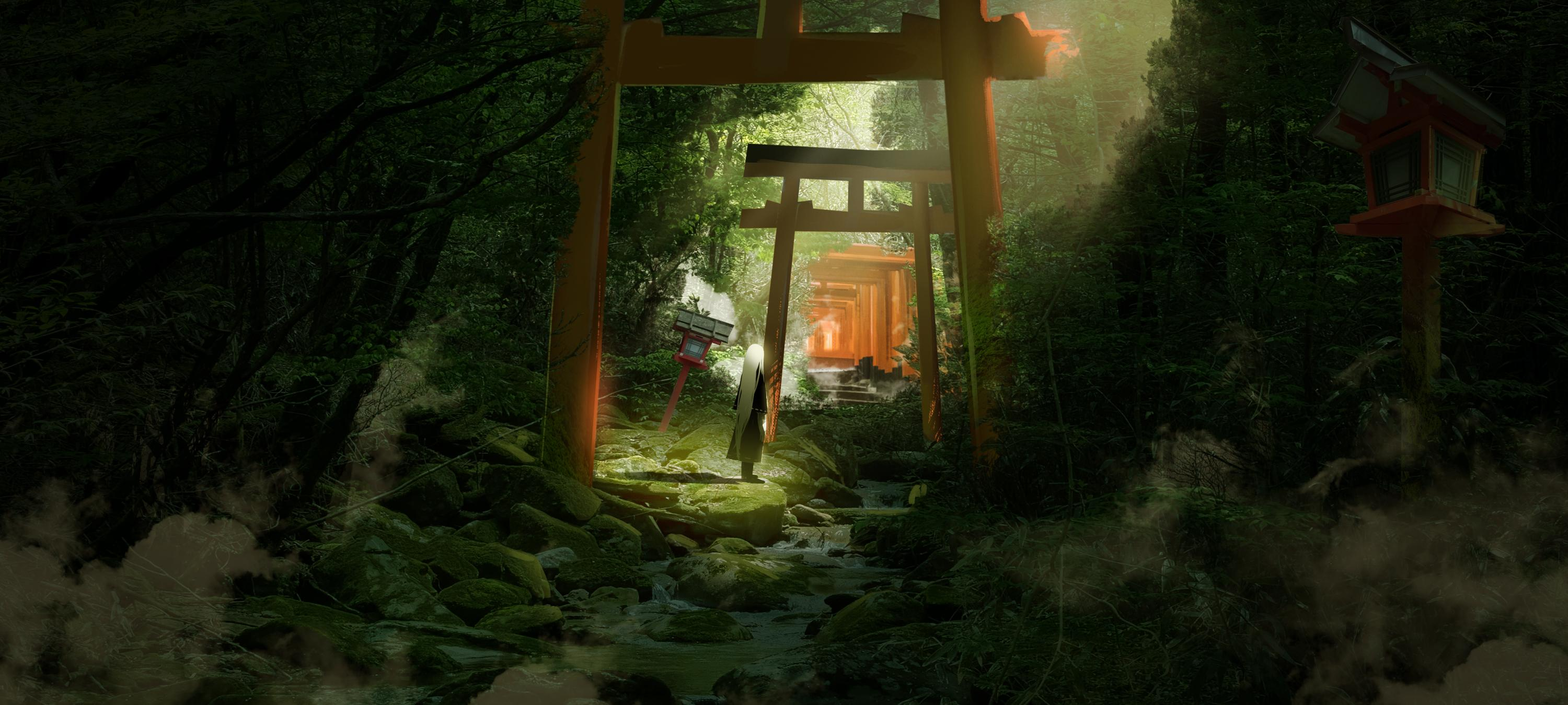 22 Torii HD Wallpapers