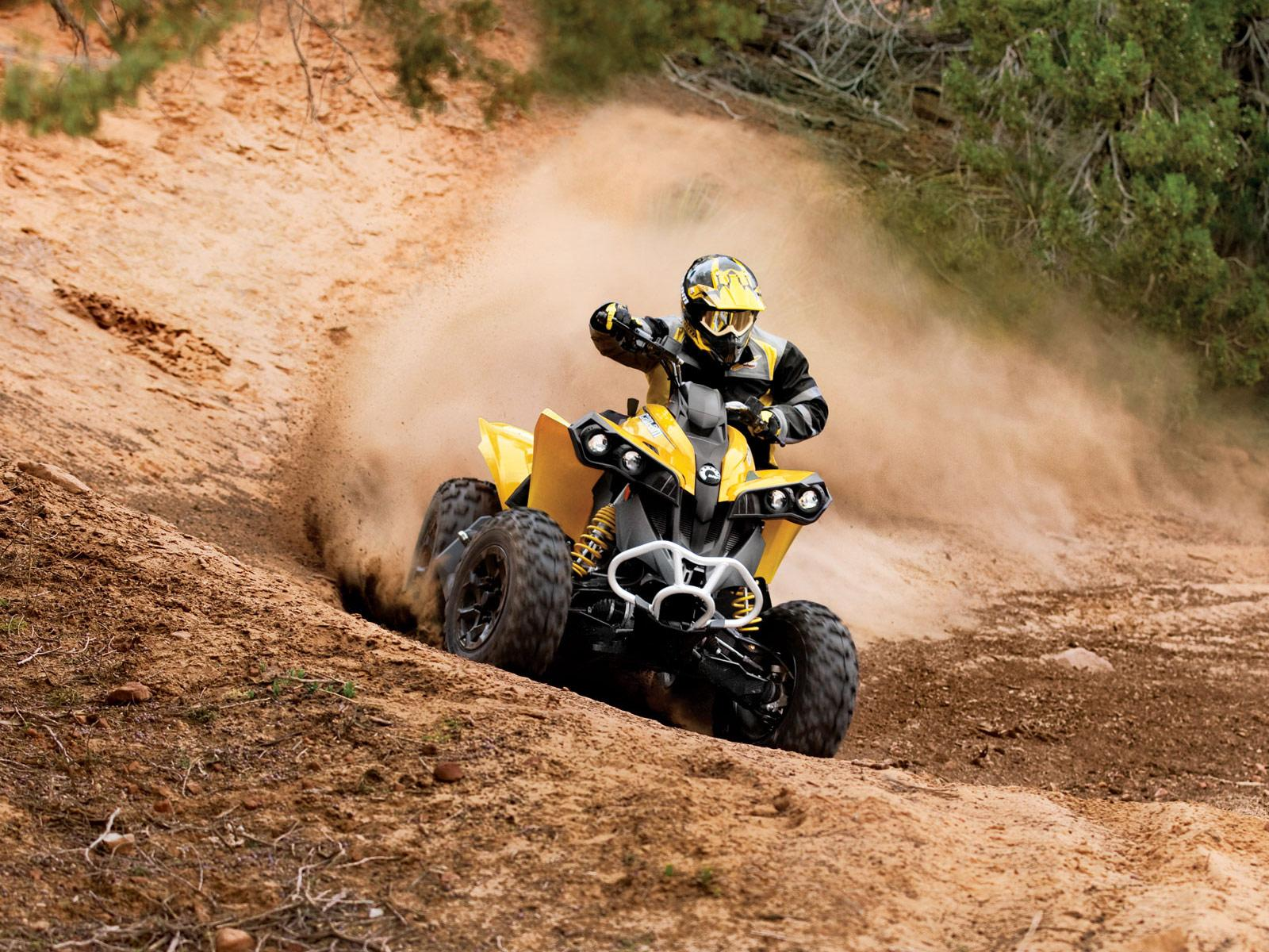 Can Am Atv Wallpapers Wallpaper Cave