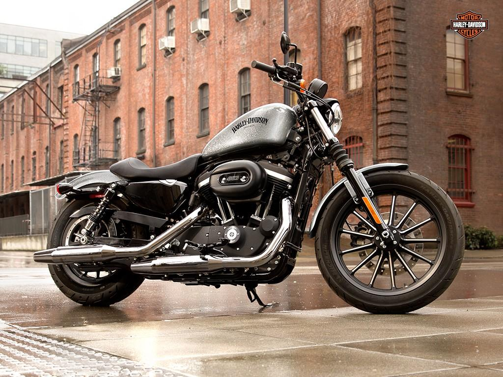 Old Harley Davidson Sportster Wallpapers Wallpaper Cave