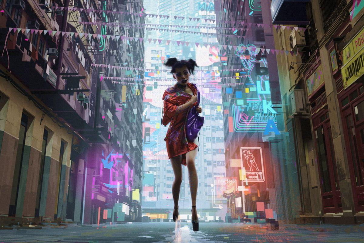 The trailer for David Fincher's Netflix project Love, Death & Robots