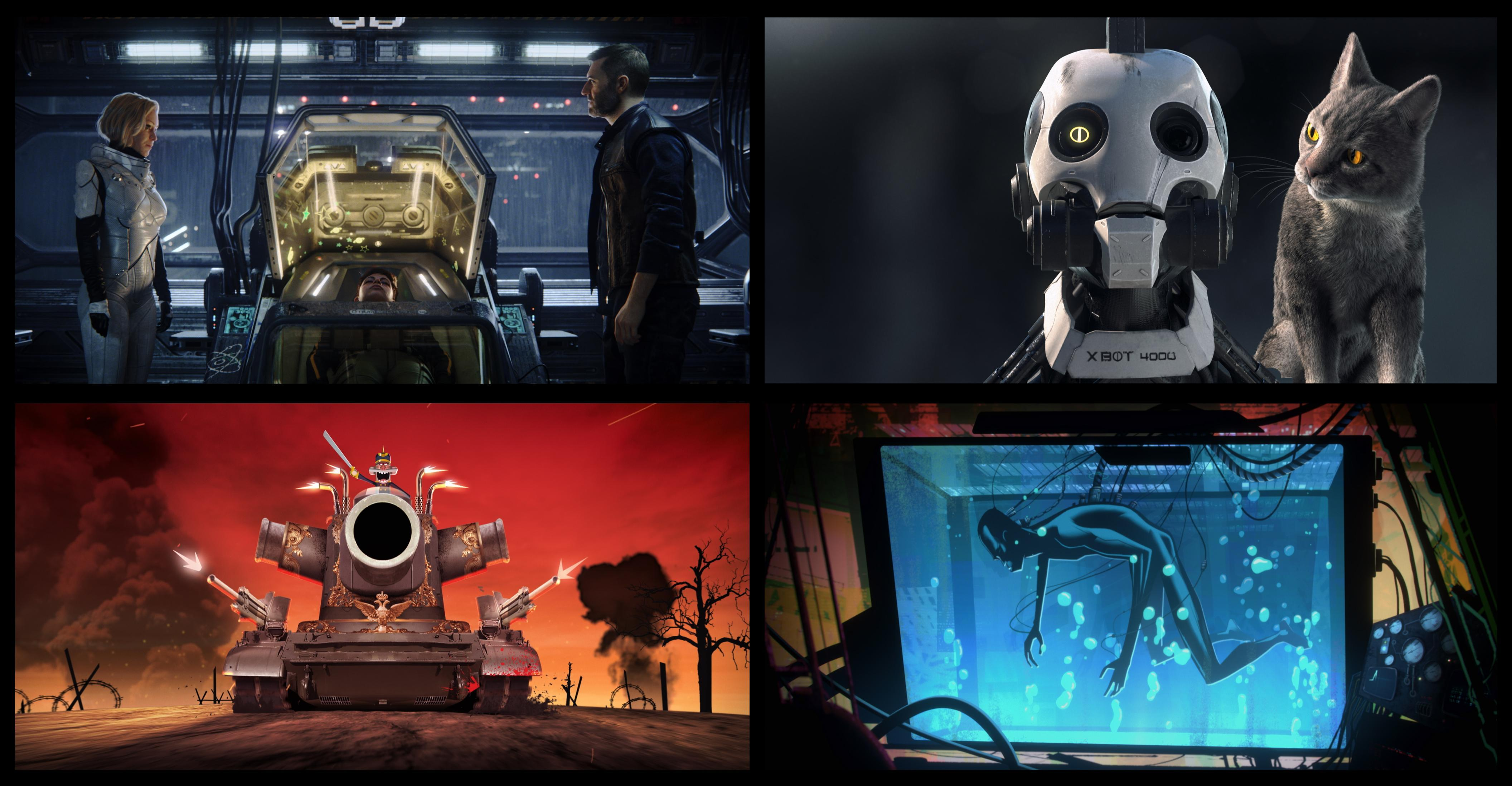 Sweet Streams: The Future is Automatic in 'Love, Death & Robots