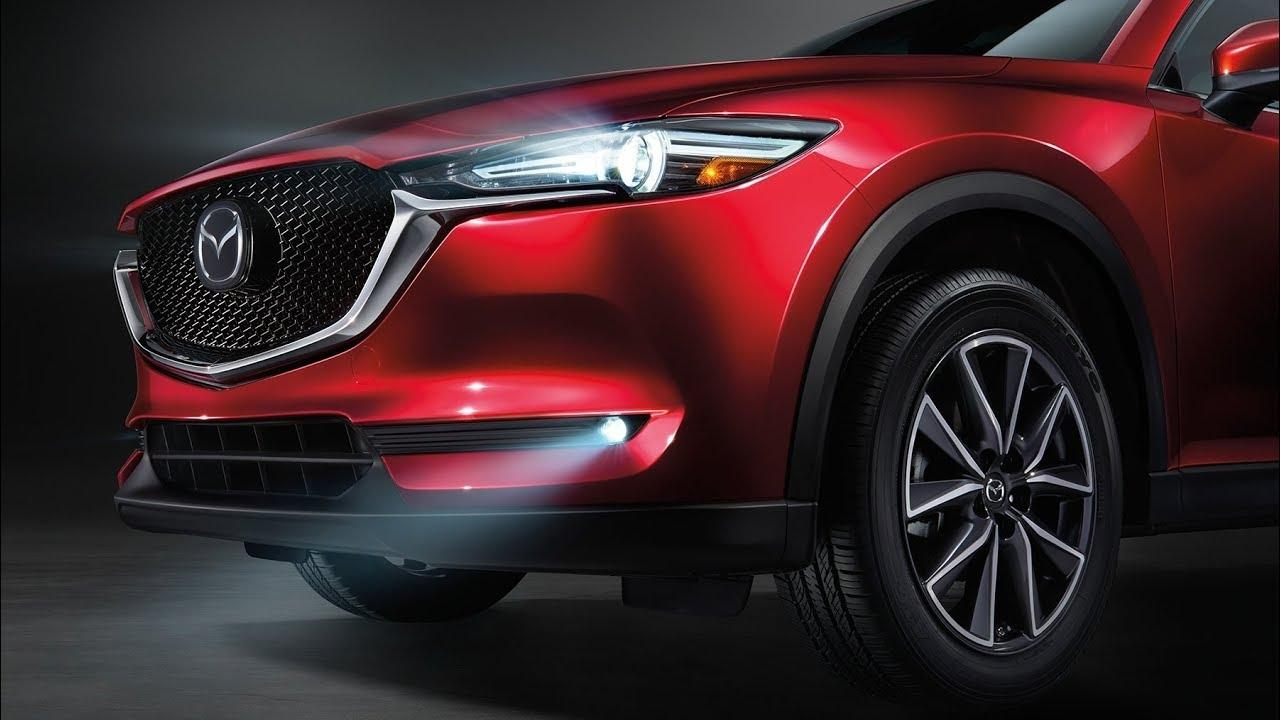 New 2019 Mazda CX5 Tail Light Wallpapers