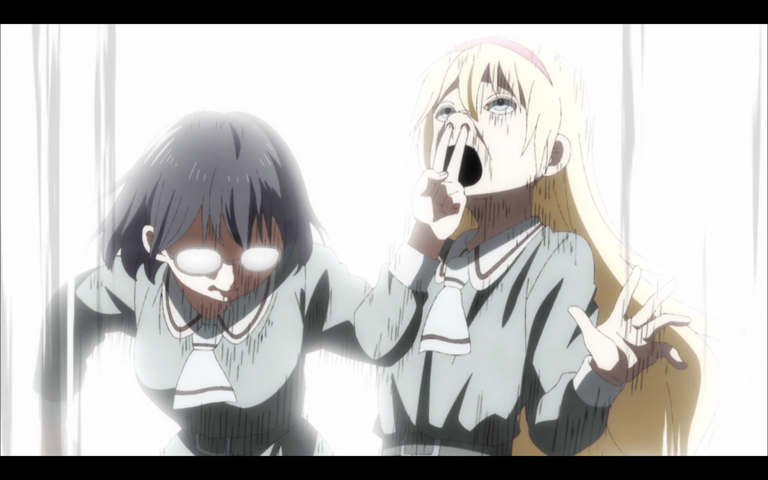 The Many Faces of Asobi Asobase