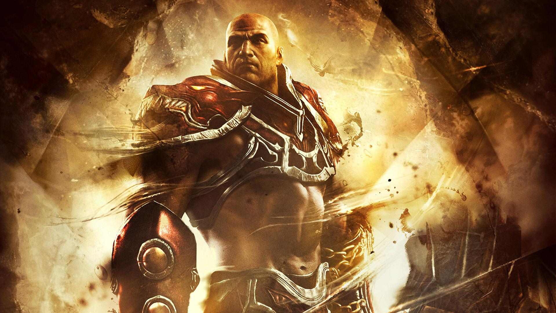 Ares God Of War Wallpapers Wallpaper Cave