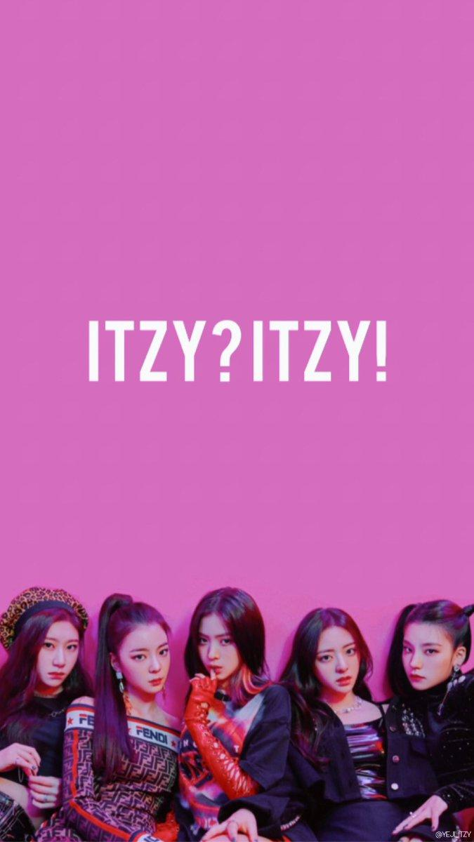 Aesthetic Itzy Wallpapers Wallpaper Cave