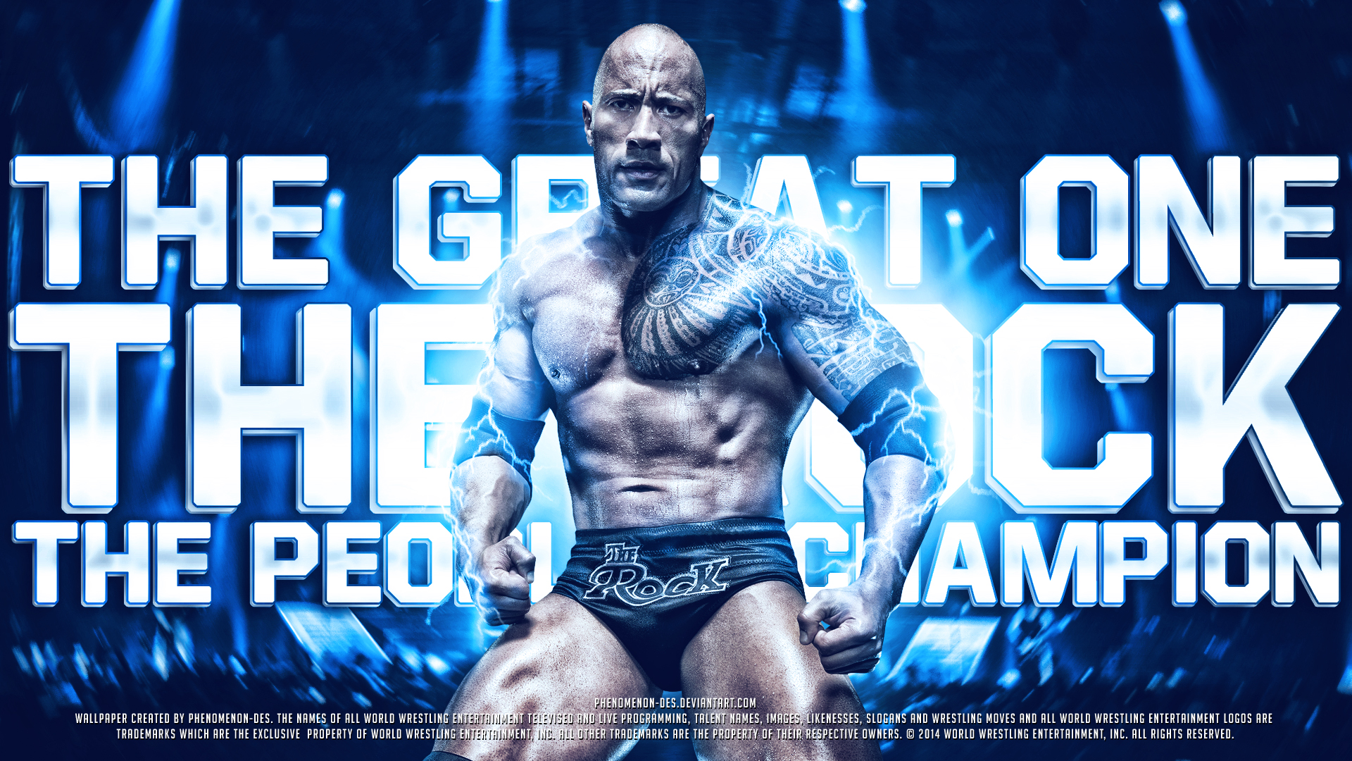The Rock 2015 Wallpapers