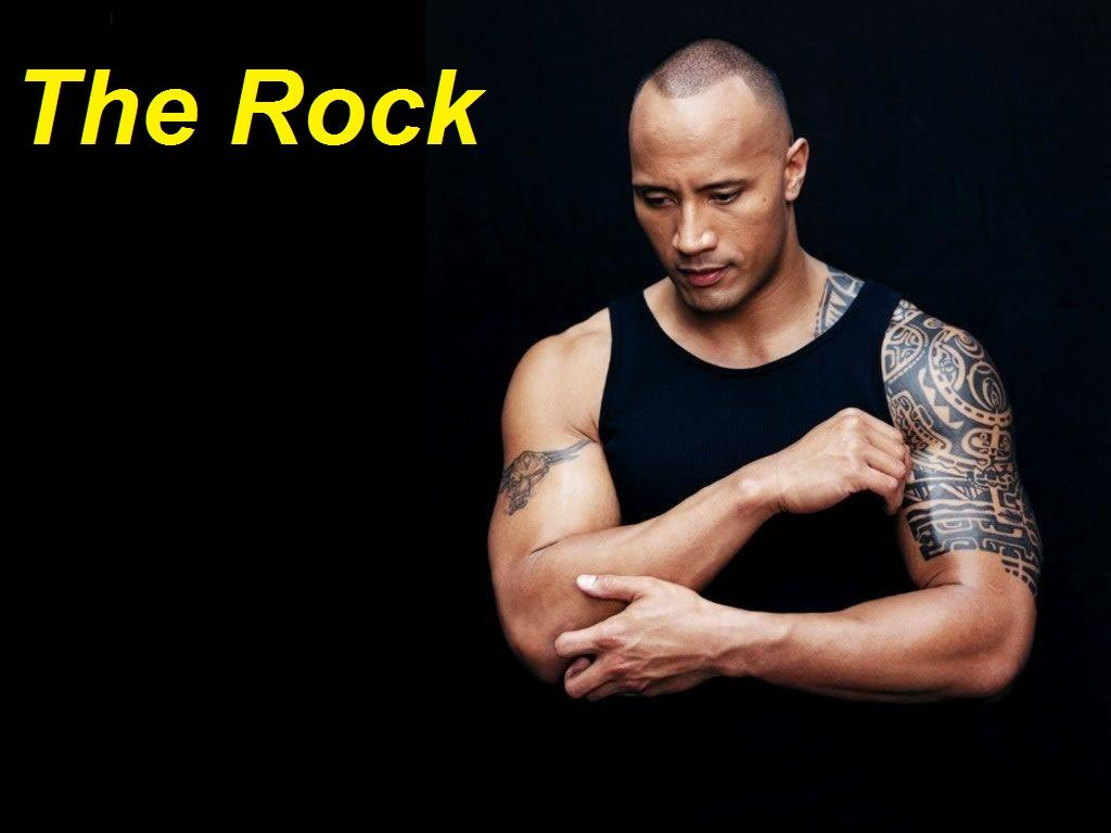 2018 Dwayne Johnson The Rock HD Wallpaper, Pictures & Photos