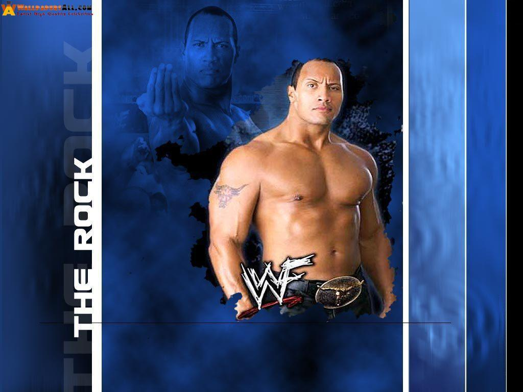 WWE The Rock Wallpapers - Wallpaper Cave