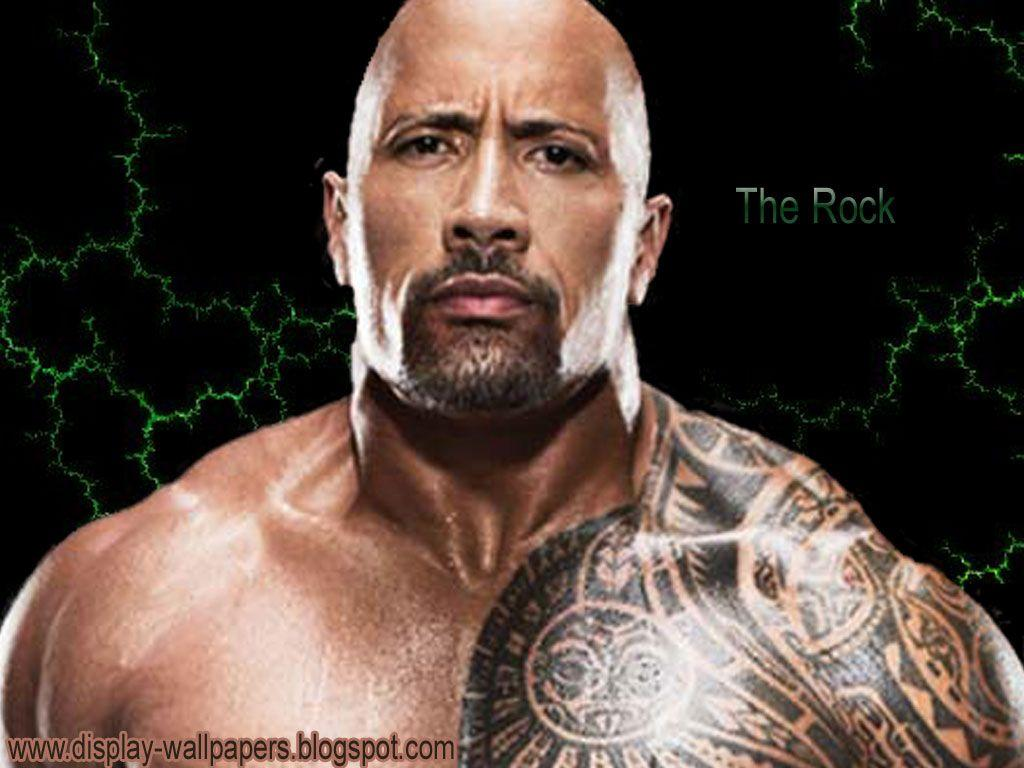 Wwe The Rock Hd Wallpapers ,free download,