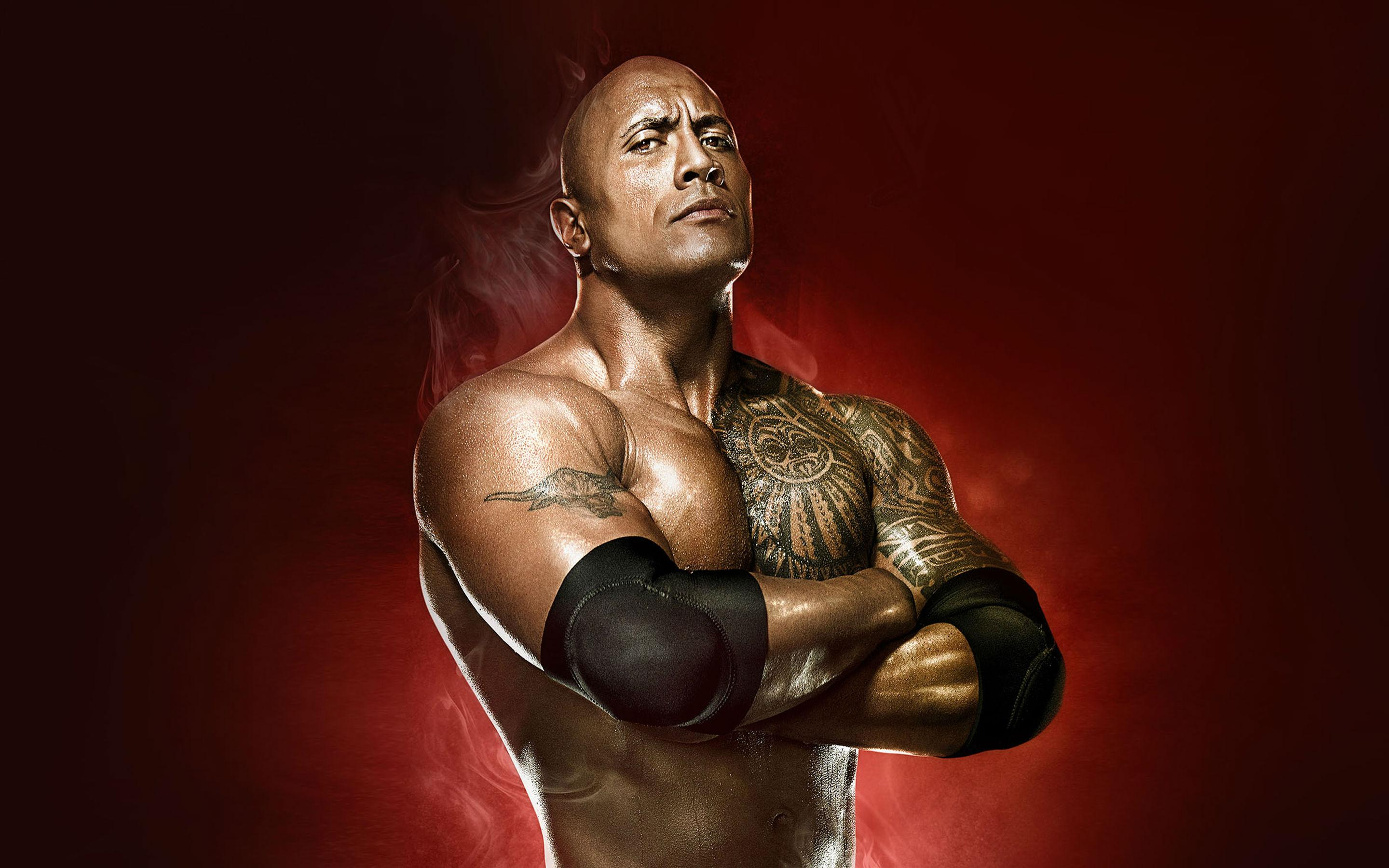 WWE Rock Wallpapers Group