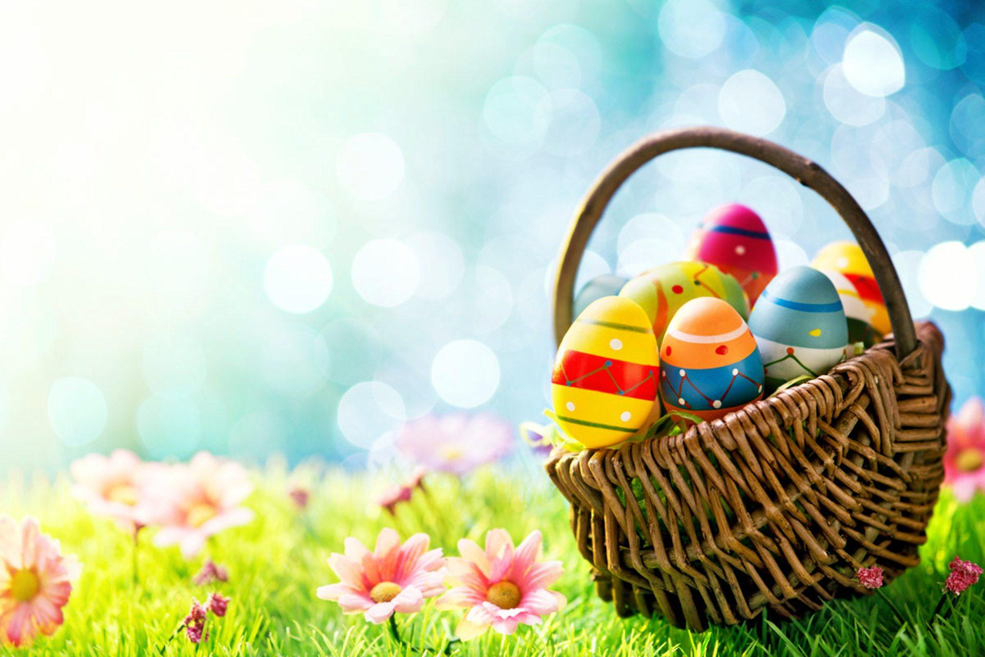 Easter 2018 Wallpapers Desktop Backgrounds | PixelsTalk.Net