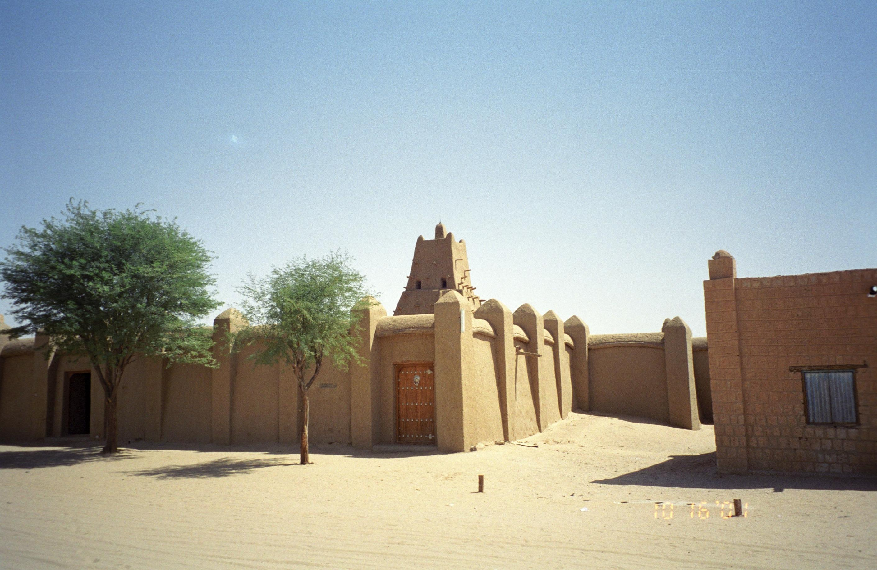 Timbuktu City Africa Wallpapers – Travel HD Wallpapers