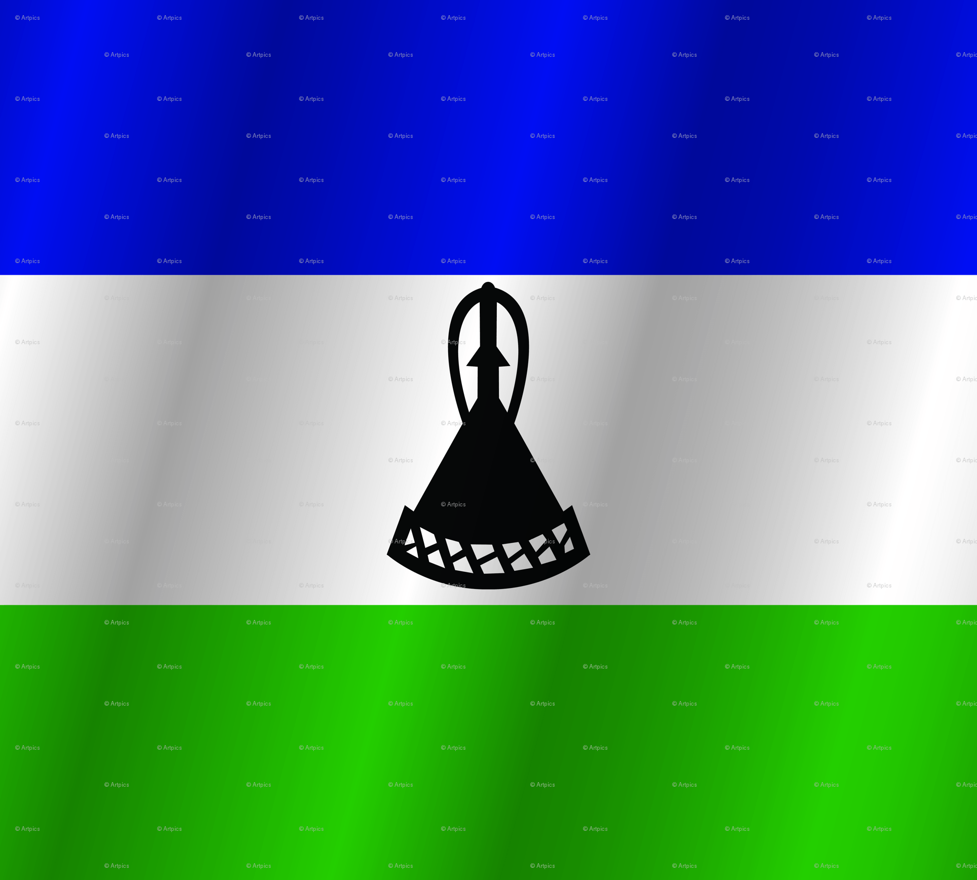 Flag of Lesotho wallpapers