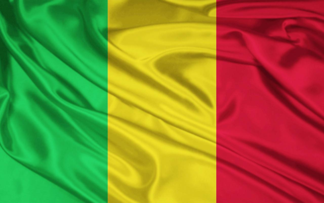 Mali flag wallpapers
