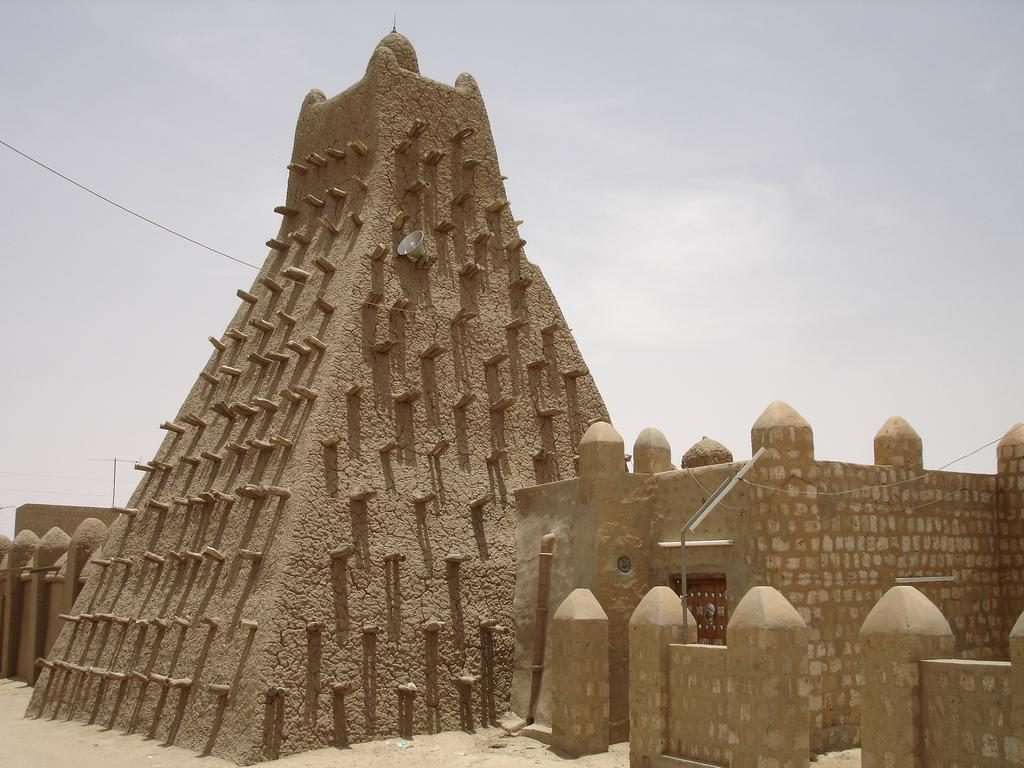 List of States in Mali with Latitude and Longitude