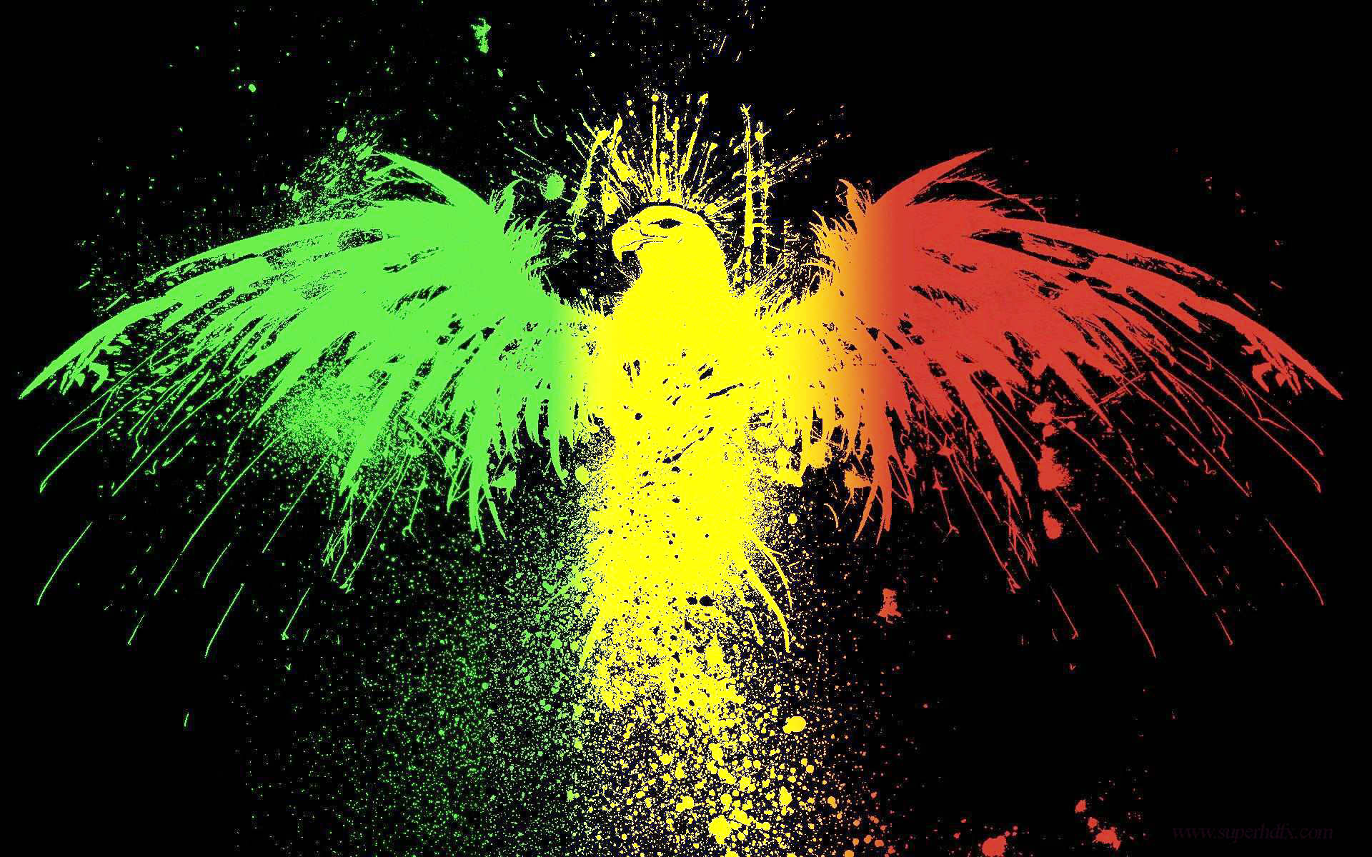 Mali Flag HD Wallpapers