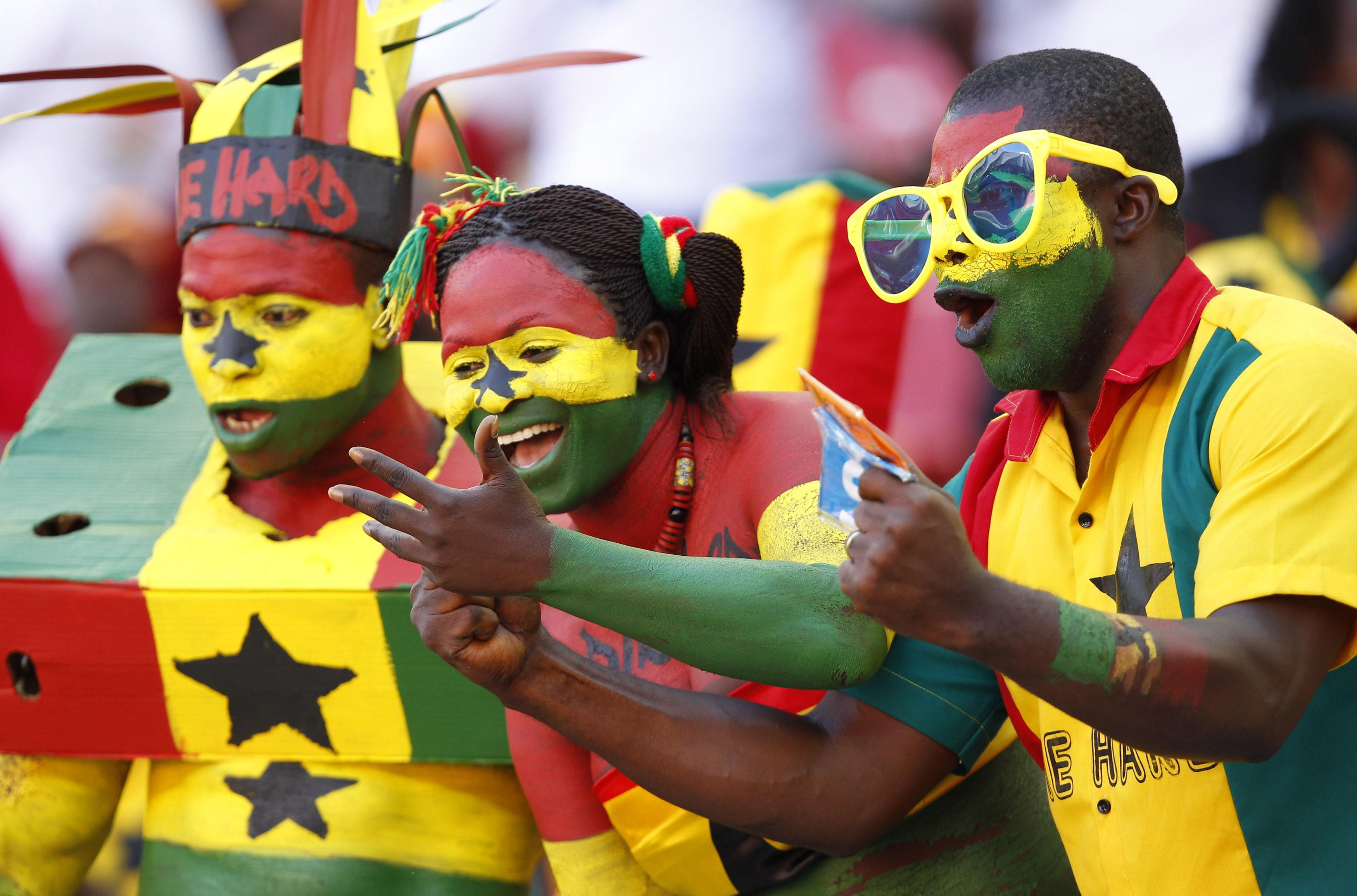 10 Ghana Black Stars Most Amazing Moments