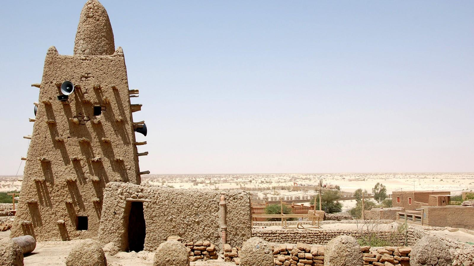 Timbuktu City View Wallpapers – Travel HD Wallpapers
