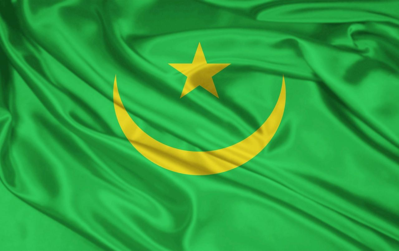 Mauritania flag wallpapers | Mauritania flag stock photos