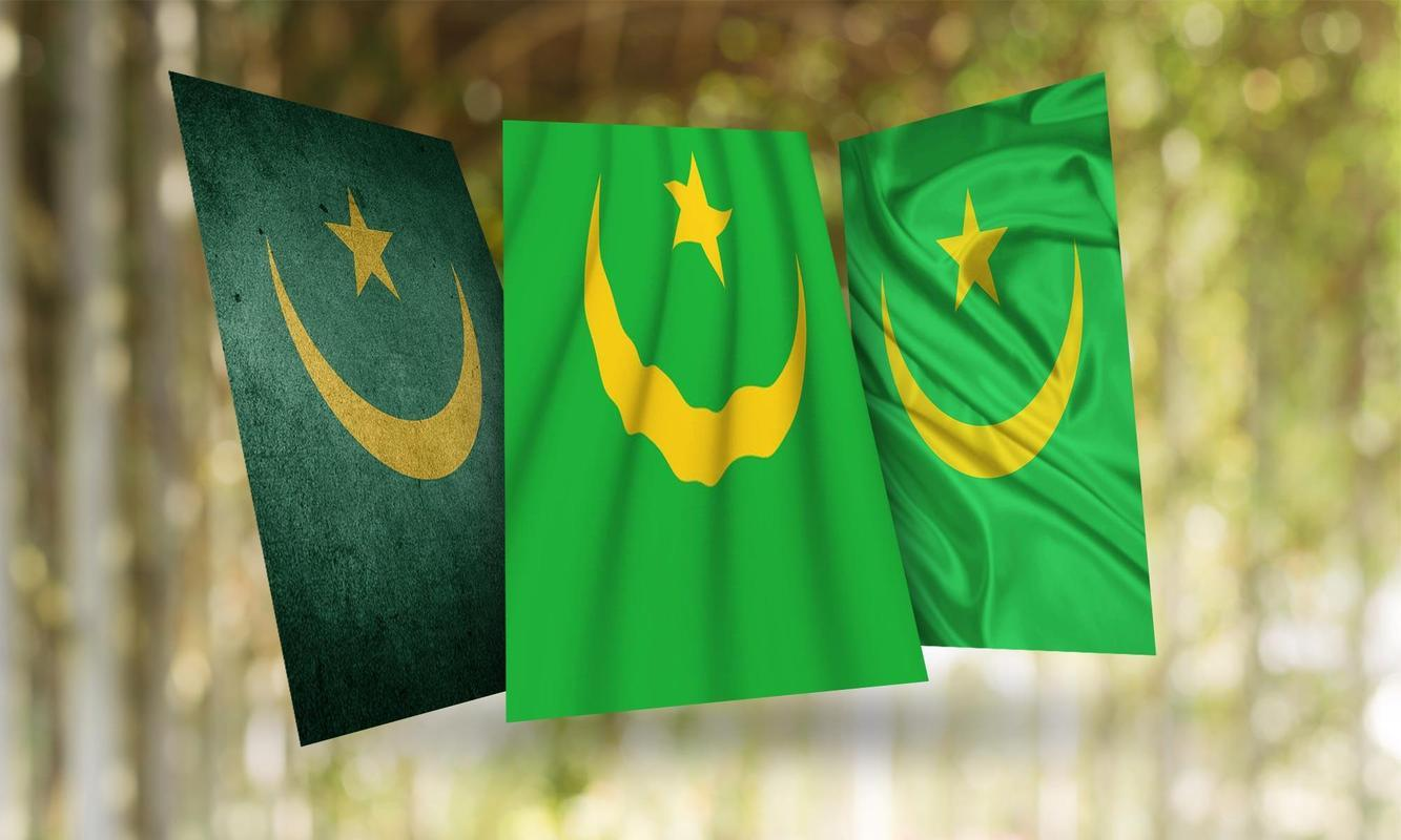 Mauritania Flag Wallpaper for Android - APK Download