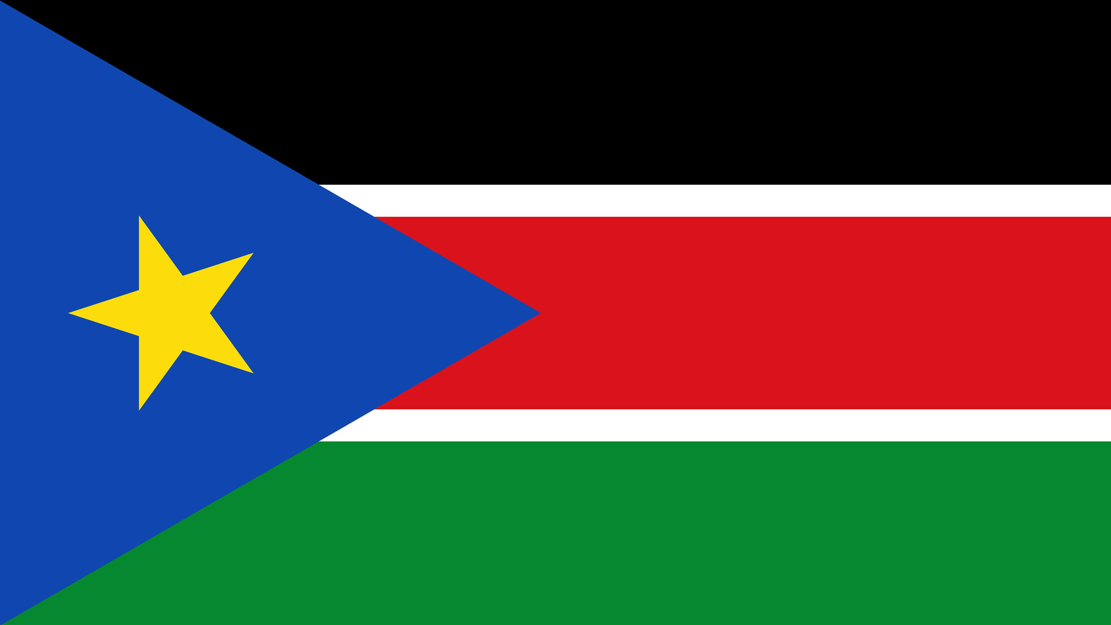 South Sudan Flag UHD 4K Wallpaper | Pixelz