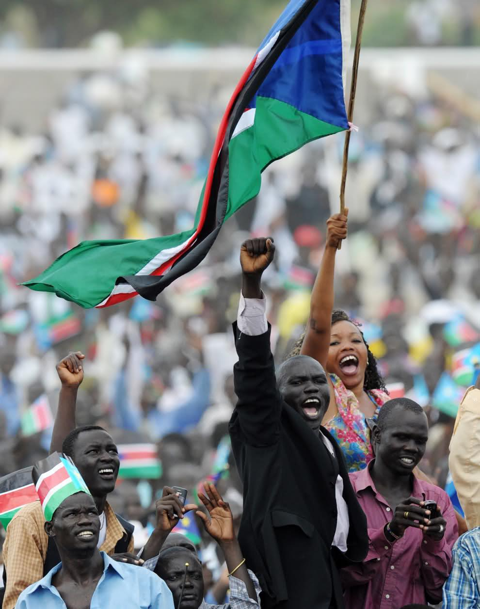 South Sudan - The Birth of a New Nation ~ CristianoRonaldoGirlslist