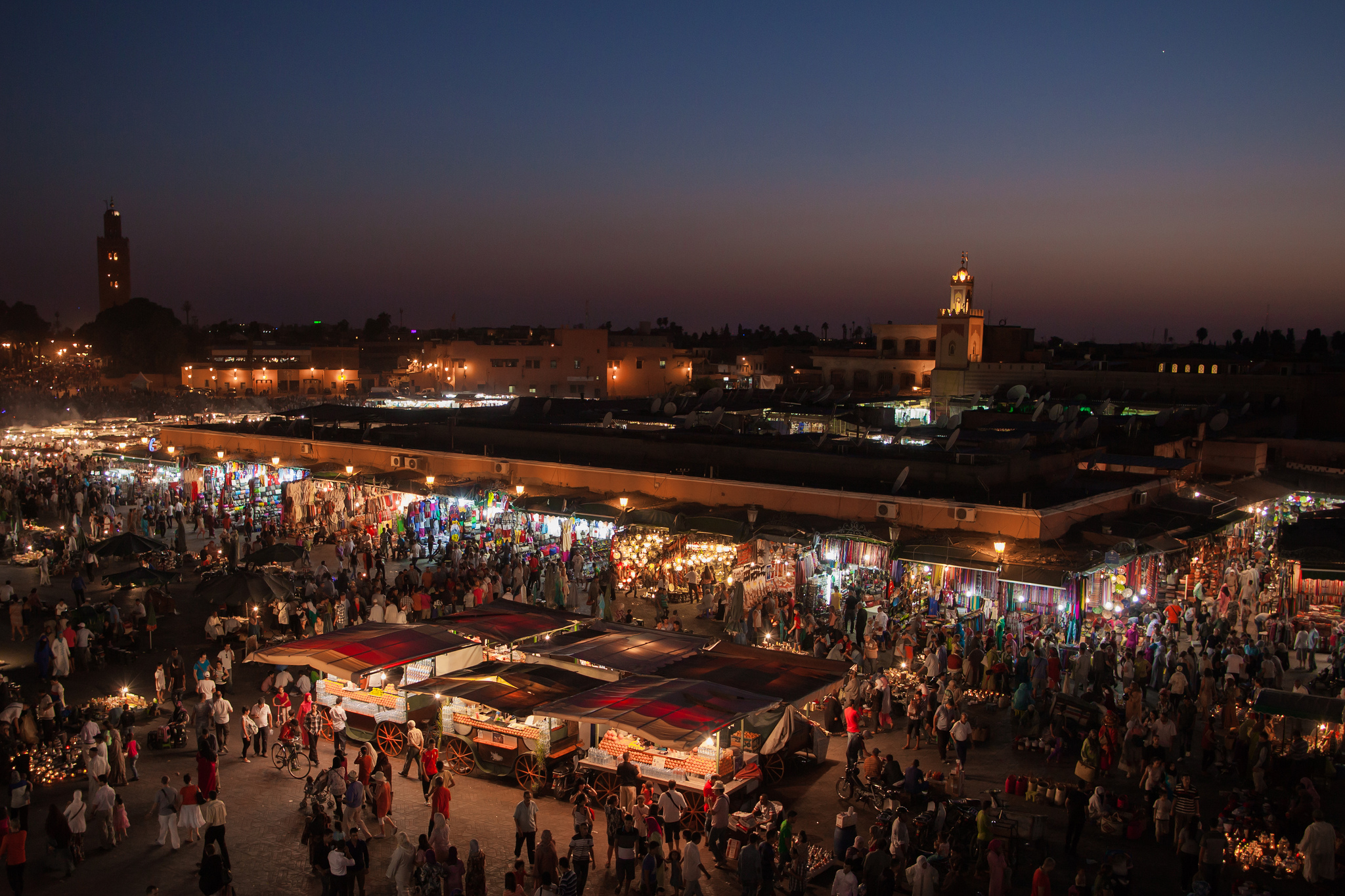 The Essential Guide To Jemaa El-Fnaa Market, Marrakech