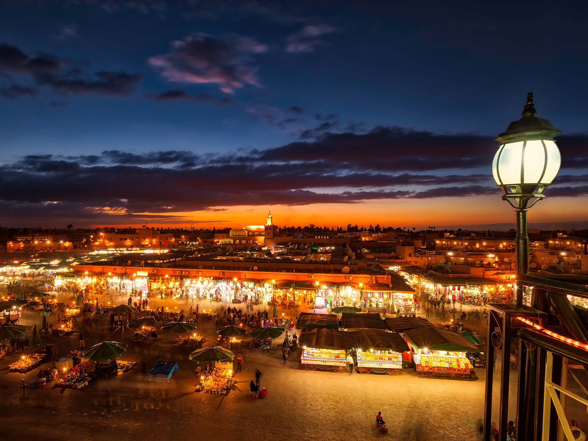 Jemaa el-Fnaa - latest news, breaking stories and comment - The ...