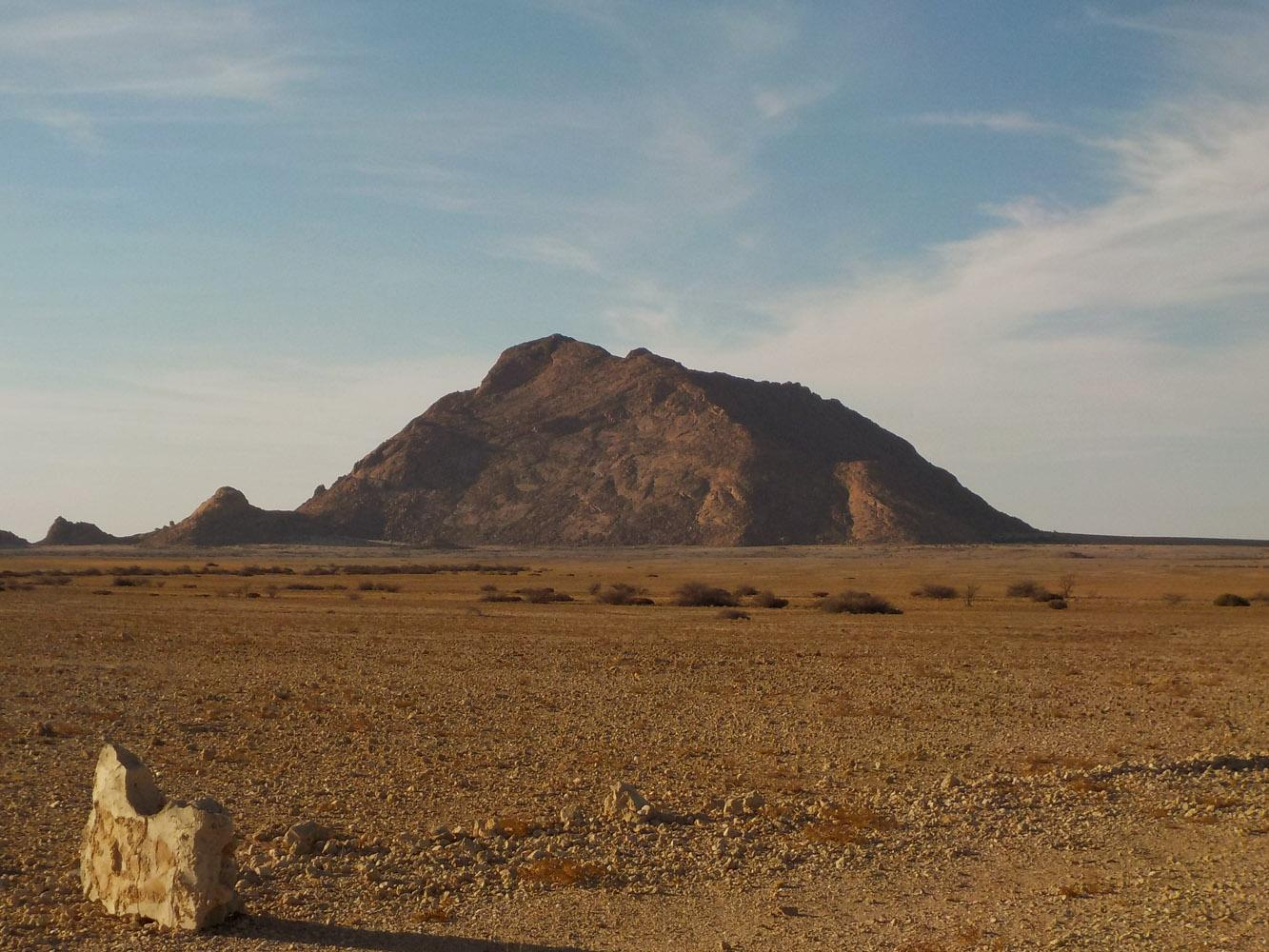 Kleine Spitzkoppe – Spectacular Mountains