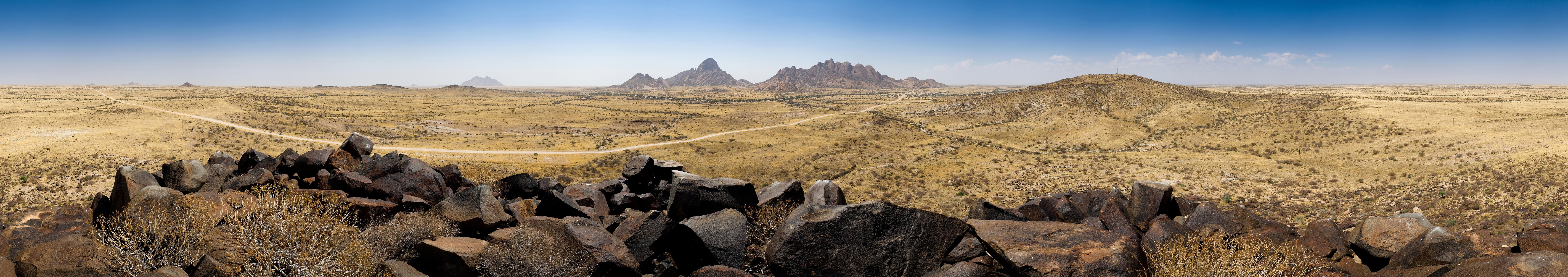 File:Spitzkoppe 360 Panorama.jpg