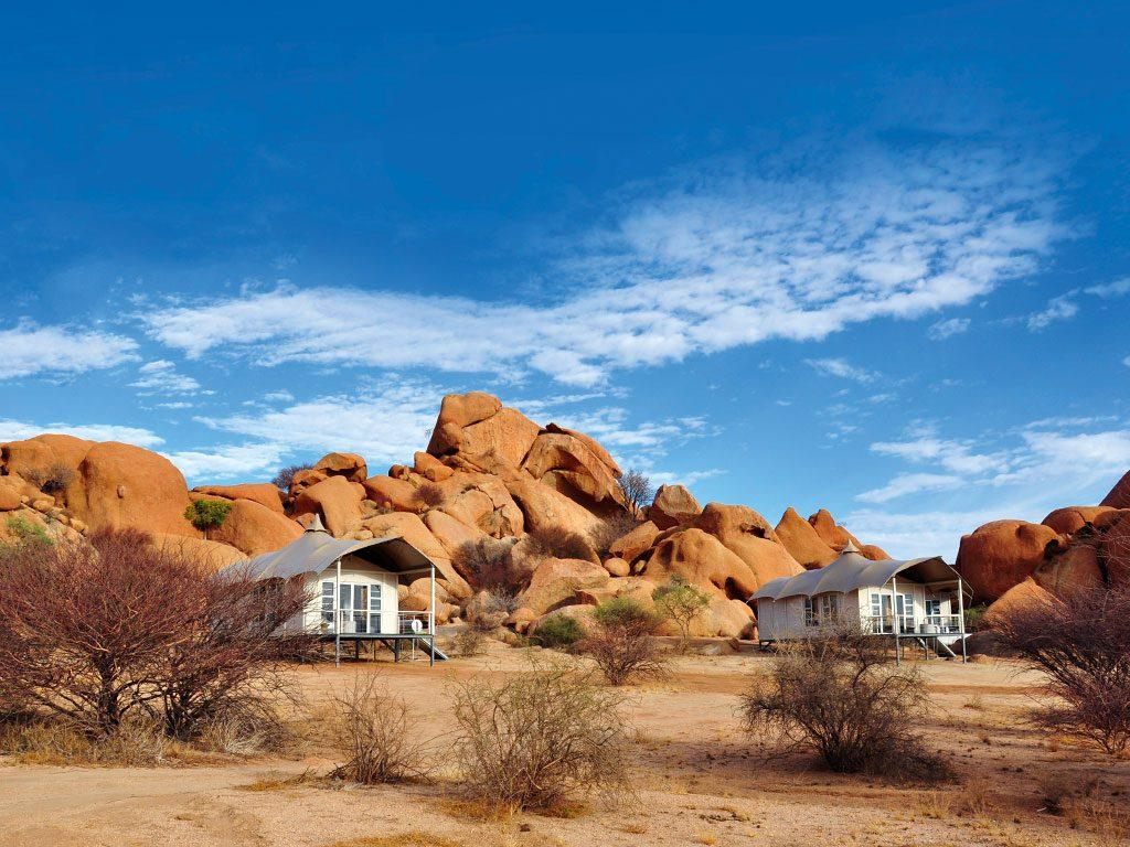 Soak up the splendour of Spitzkoppe at this special lodge