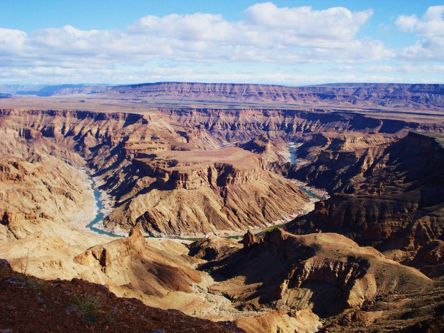 HD Fish River Canyon wallpapers wallpaper | Fish River Canyon ...