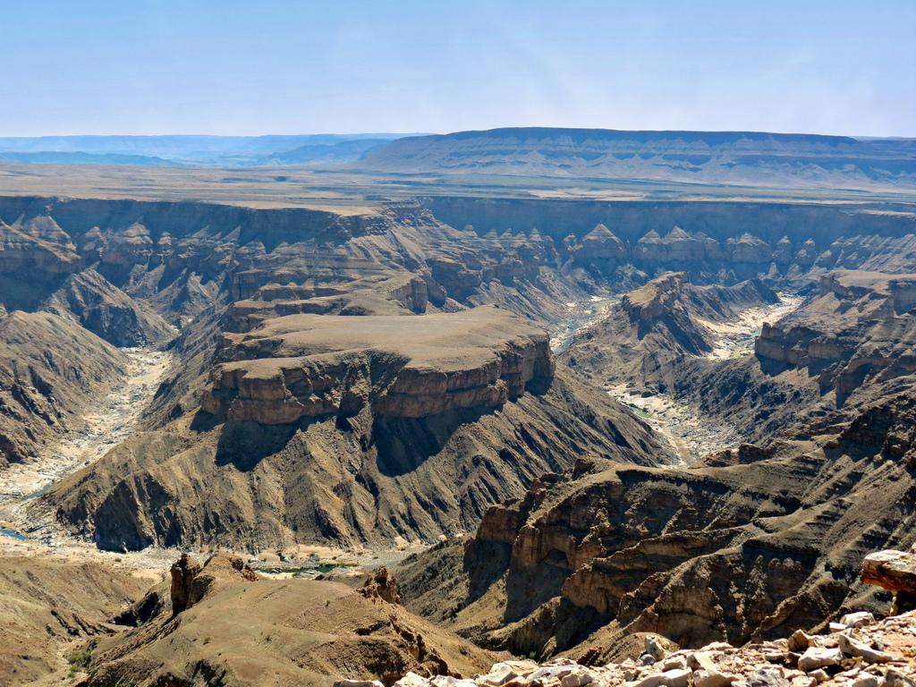 Fish River Canyon | Namibia. The Fish River Canyon (Afrikaan… | Flickr