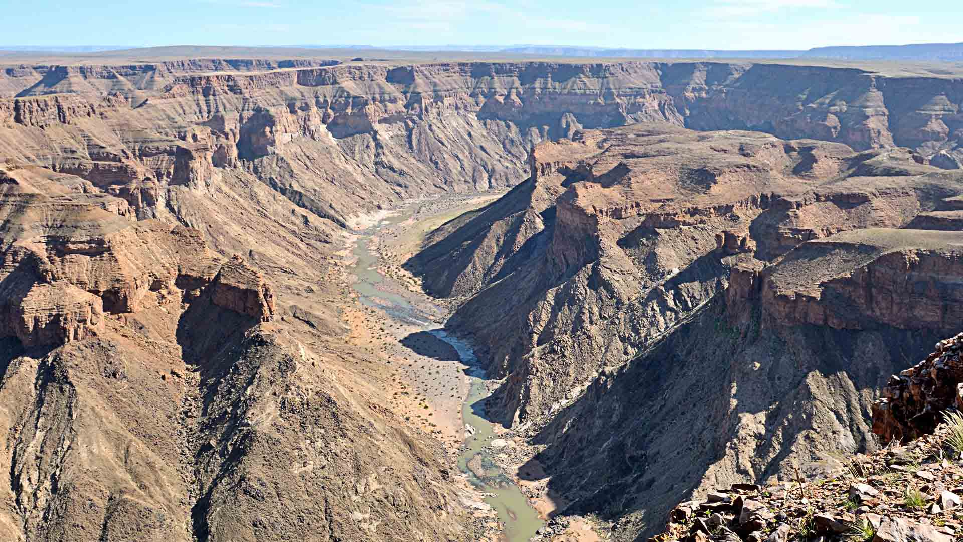 Fish River Canyon, Namibia - Natural World Safaris
