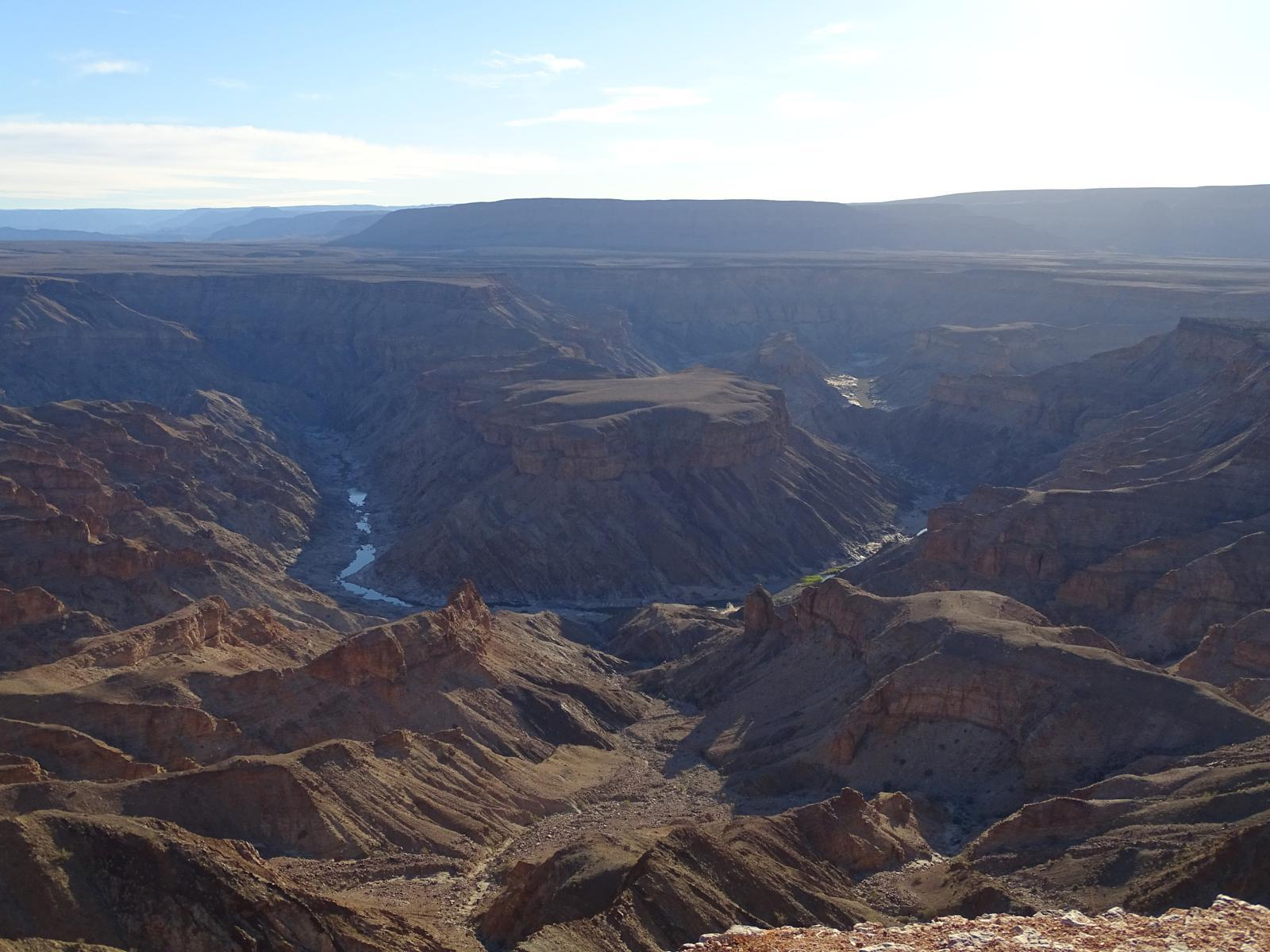 Wikiloc - Photo of Visit to Fish River Canyon (1/3)