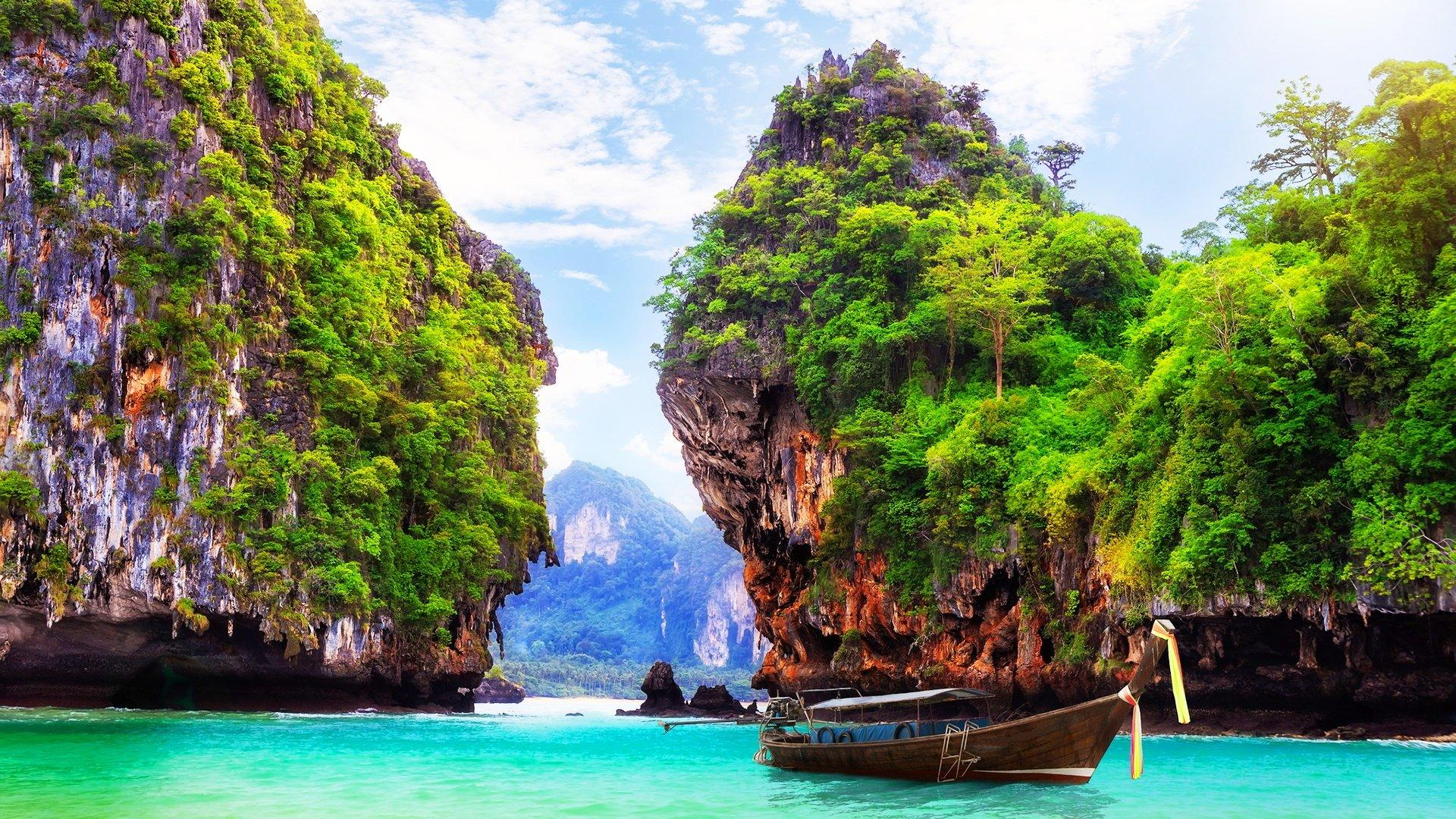 Thailand Wallpapers Wallpaper Cave