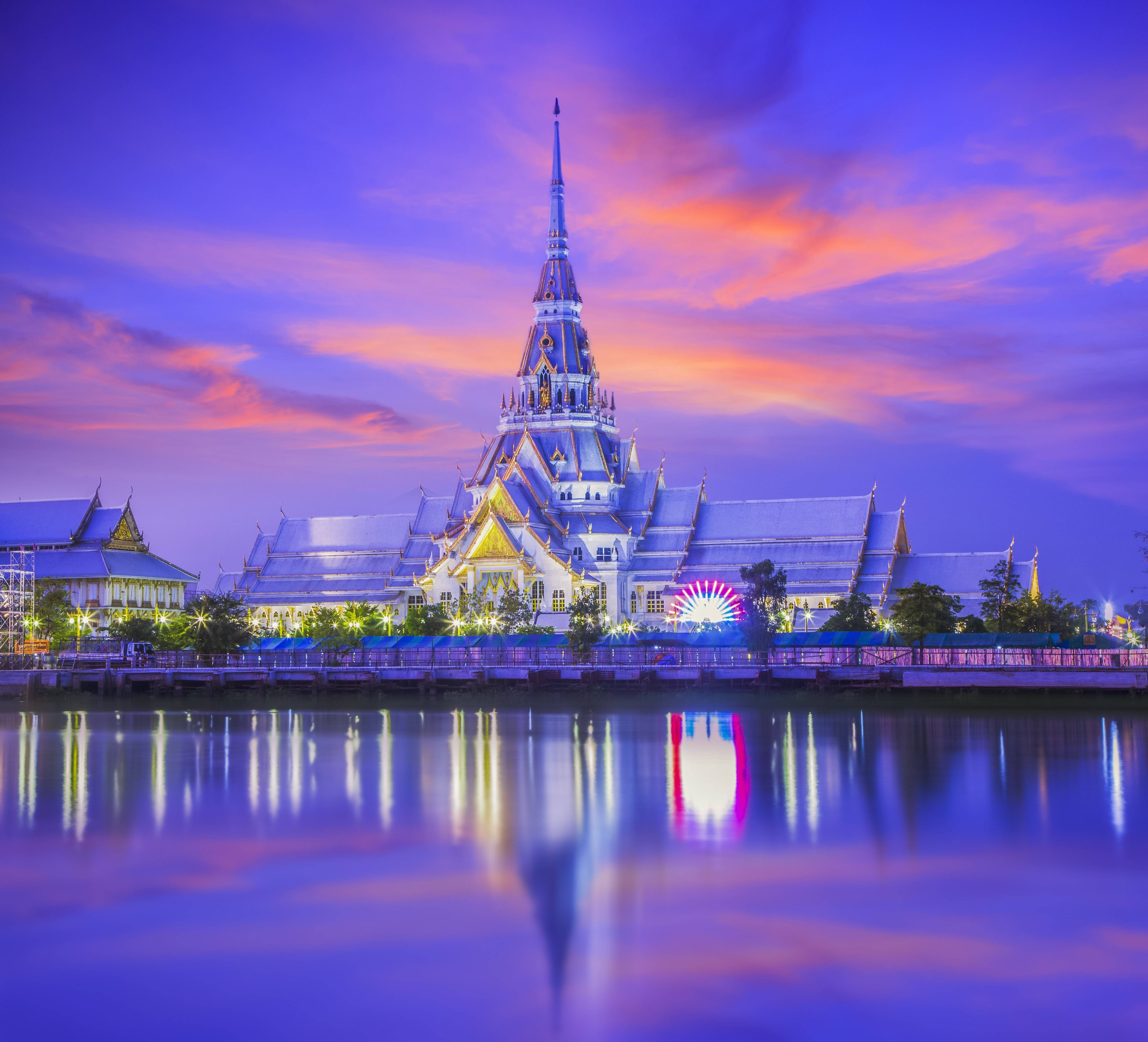 Thailand's temple HD wallpaper | HD Latest Wallpapers