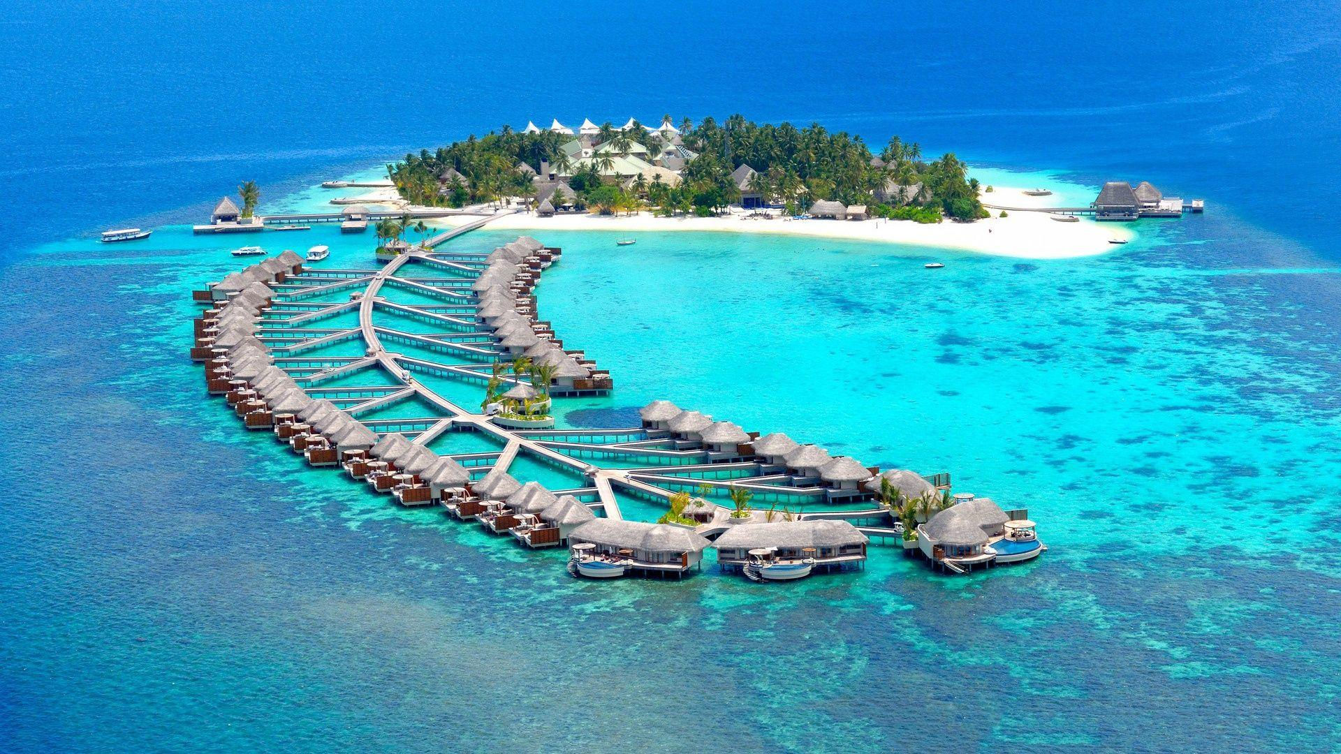 Beautiful Maldives Island Wallpaper Backgrounds
