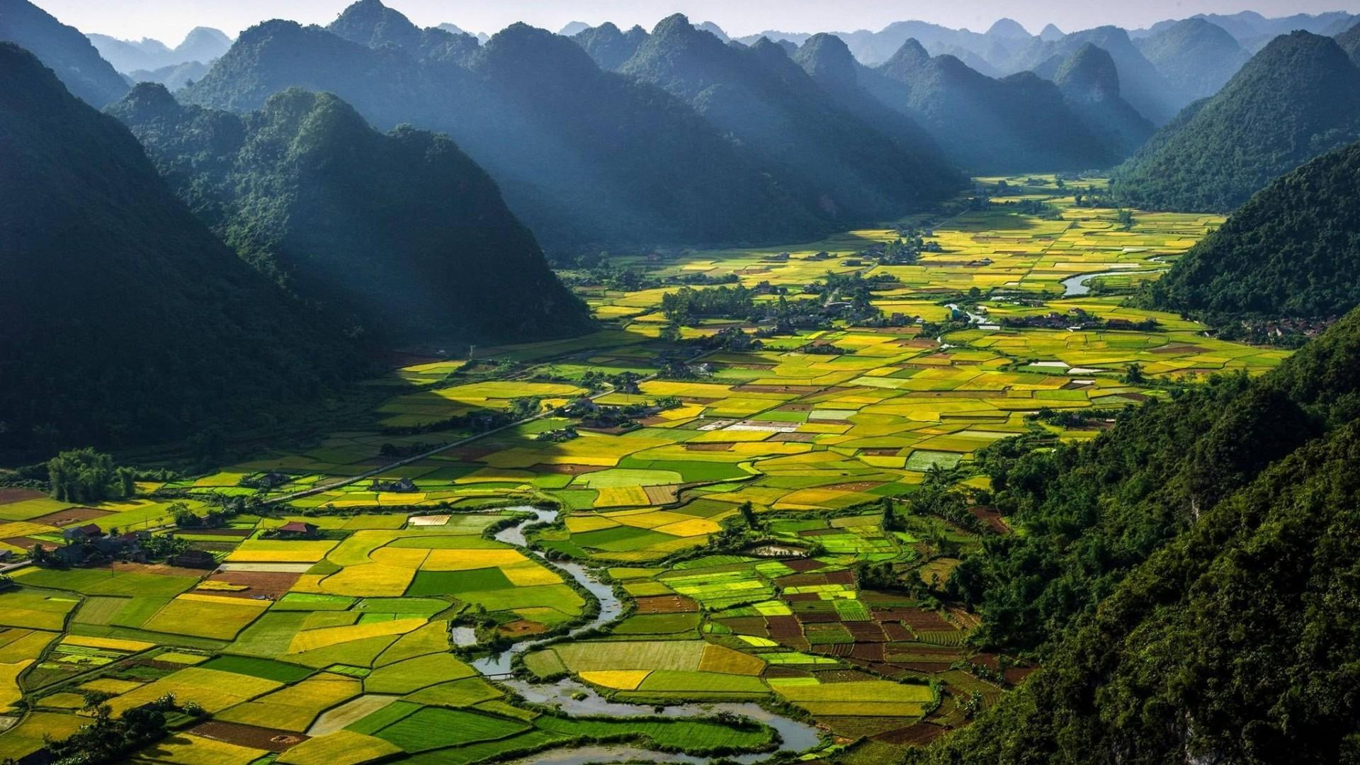Rice Terraces Mountain Wallpapers New 31 Best Banaue Rice Terraces ...