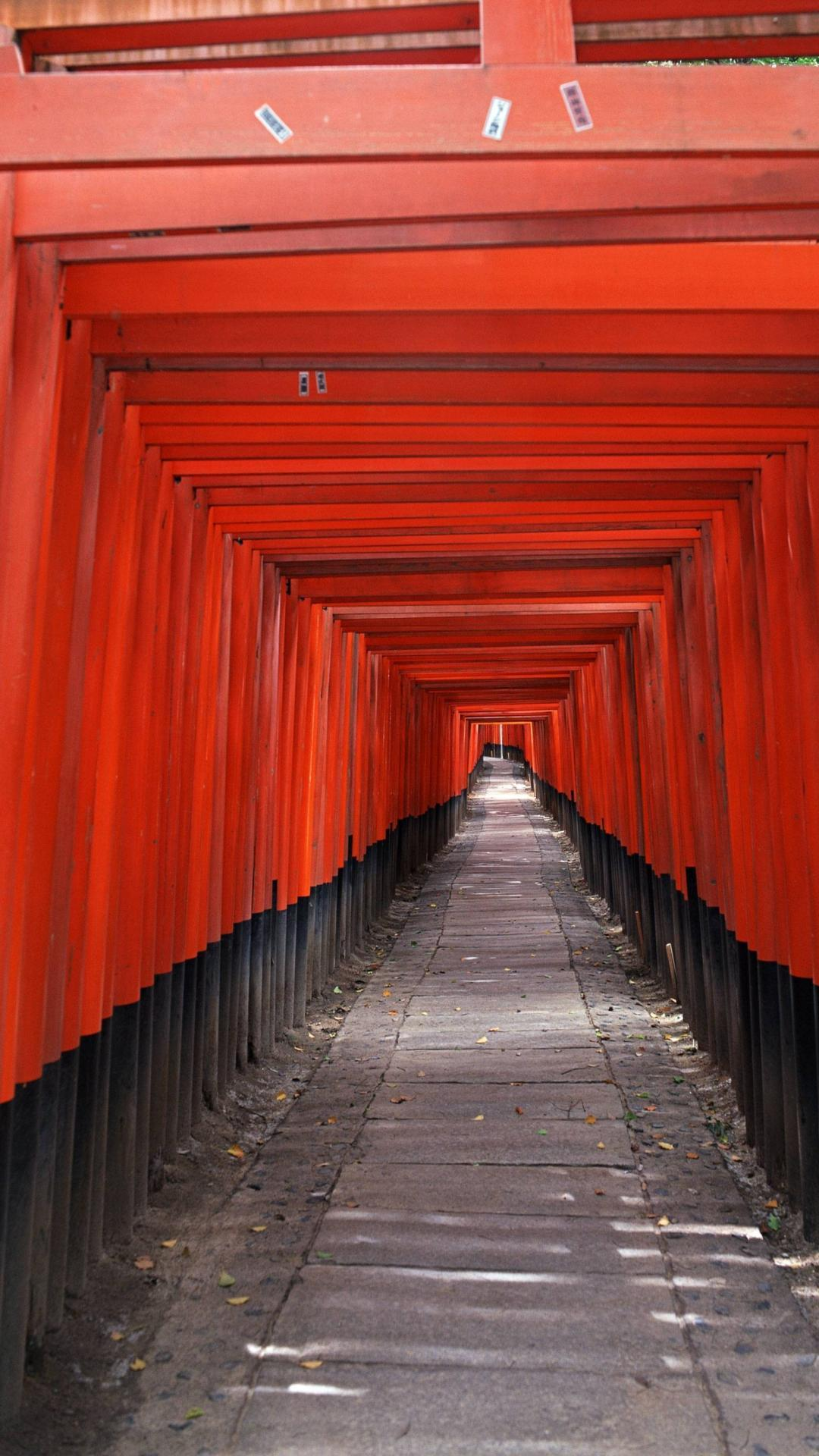 Japan fushimi inari shrine wallpapers