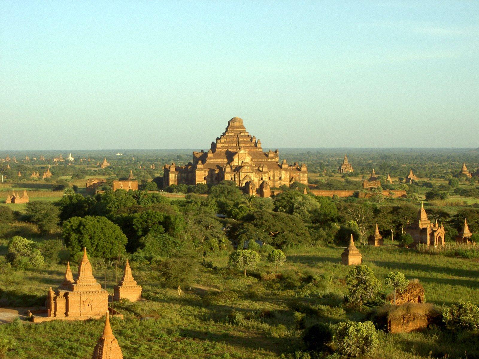 Image of Bagan Myanmar Wallpapers