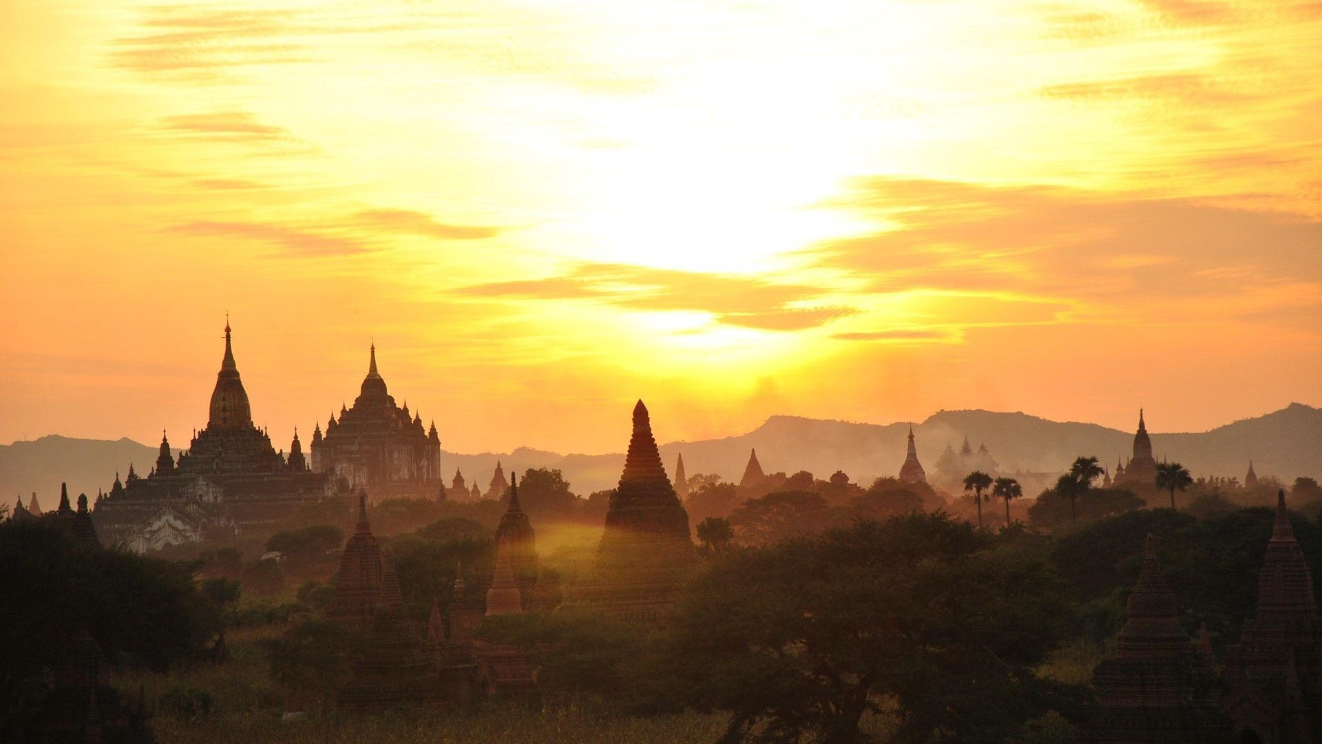 Sun bagan wallpapers