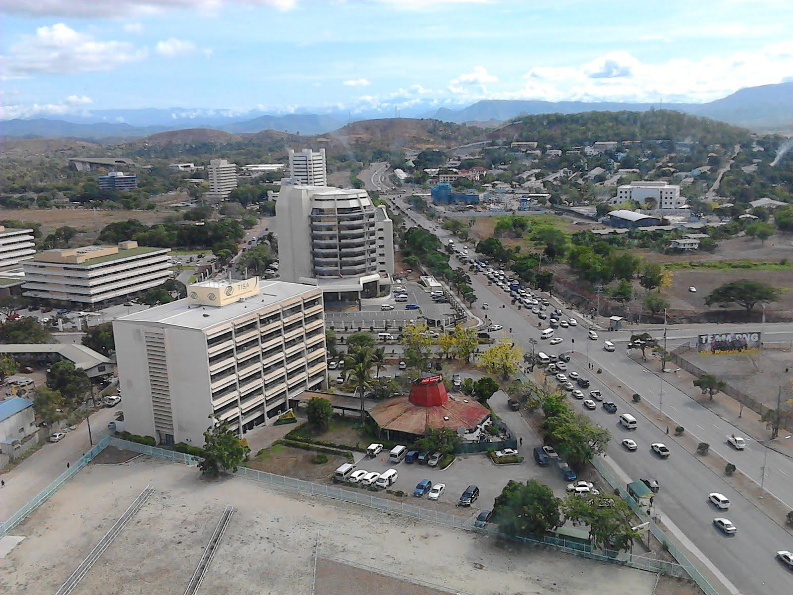 Development of Port Moresby vital to growth of Cities and Towns in