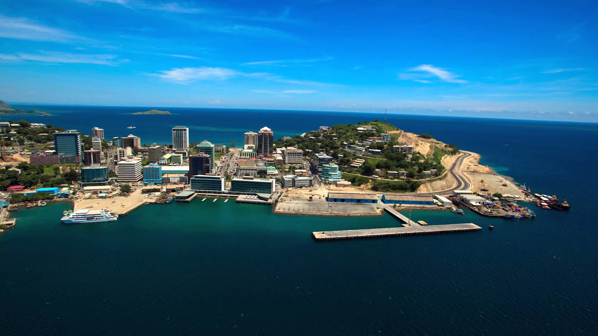 Manila – Port Moresby, online flights booking from/to Port Moresby
