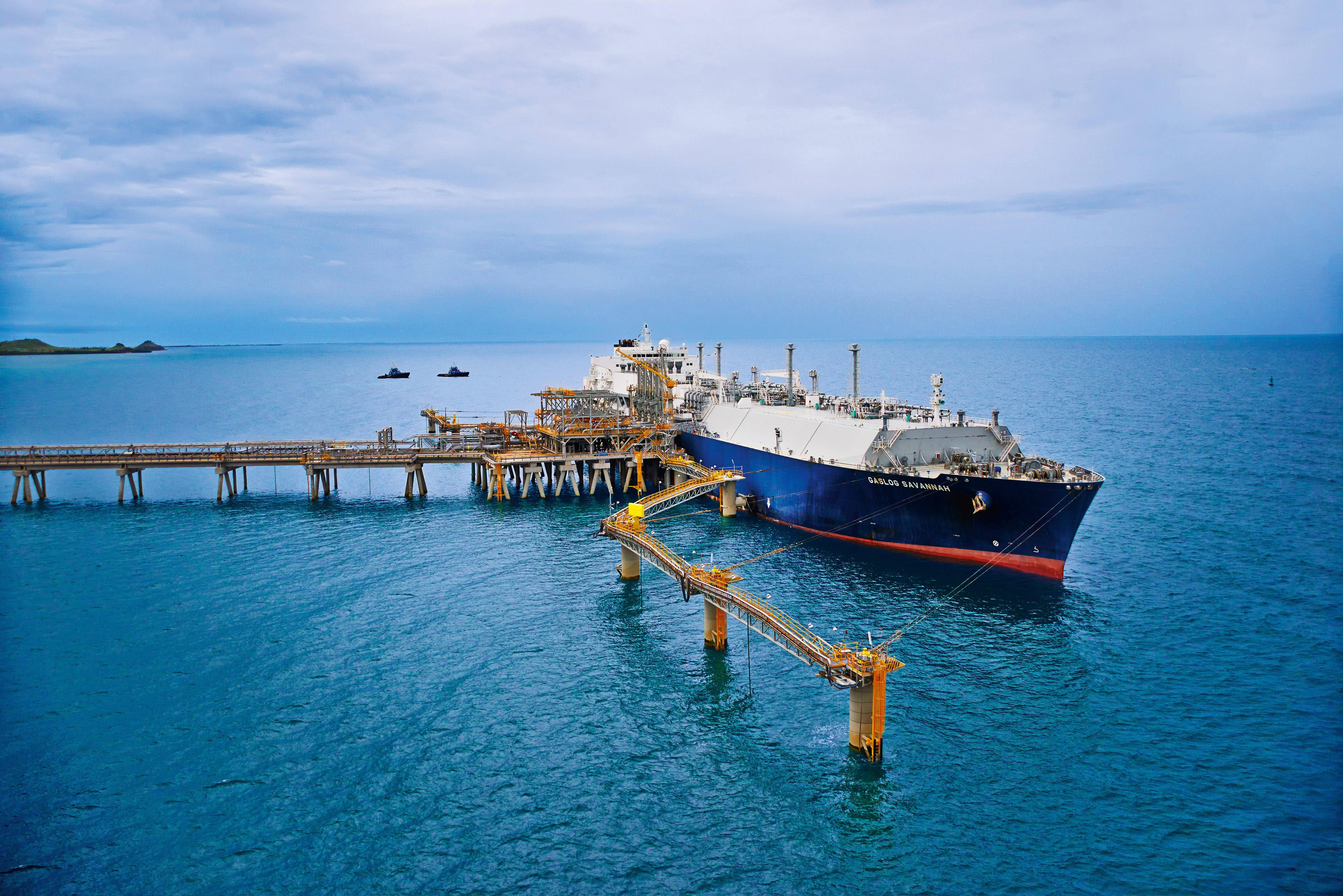 Chinese gas demand spurs new investments in Papua New Guinea